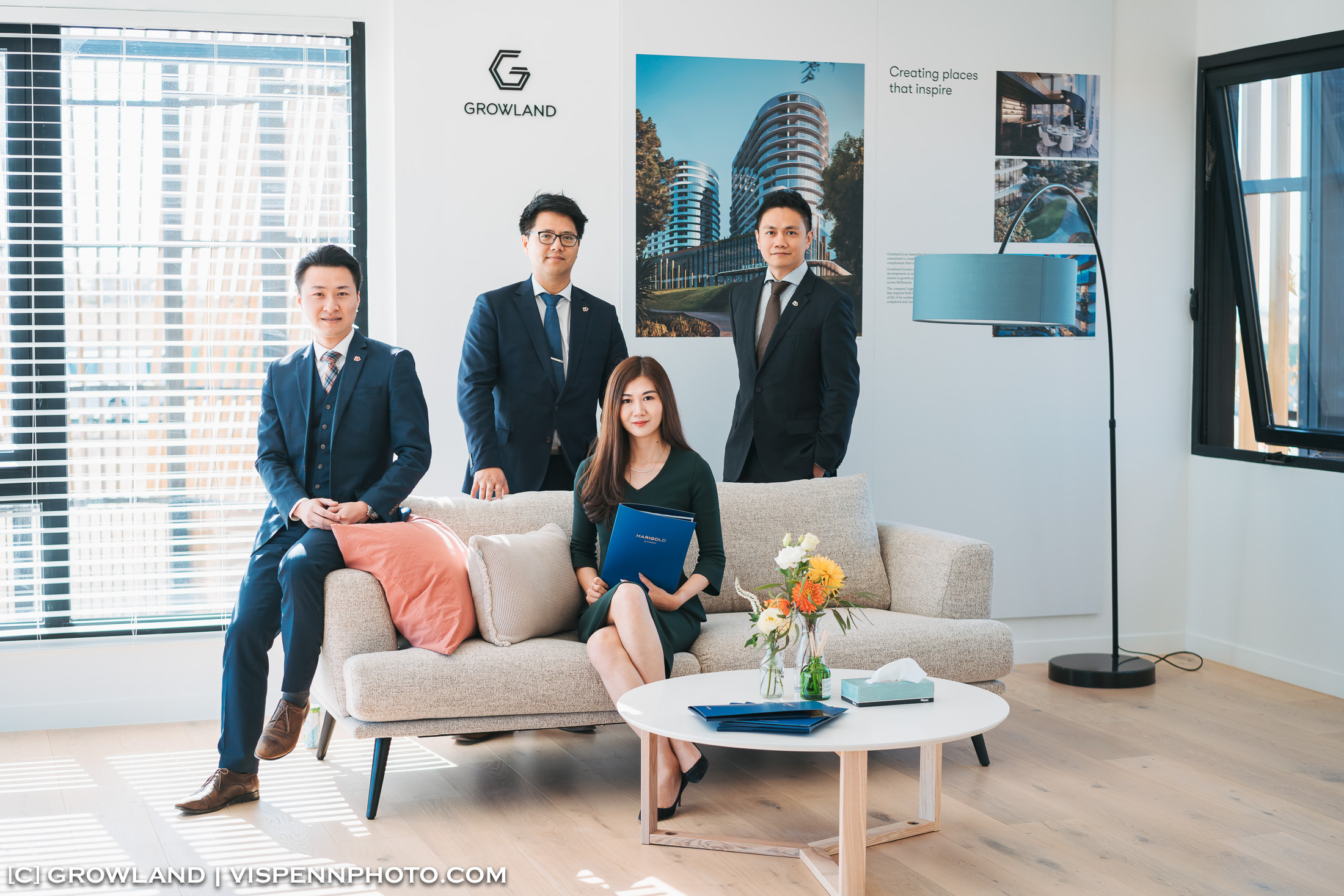 Headshot Melbourne Business Corporate Portraits VISPENN 墨尔本 商务 肖像工作照 团队 形象照 LinkedIn 头像 VISPENN 0864 Edit