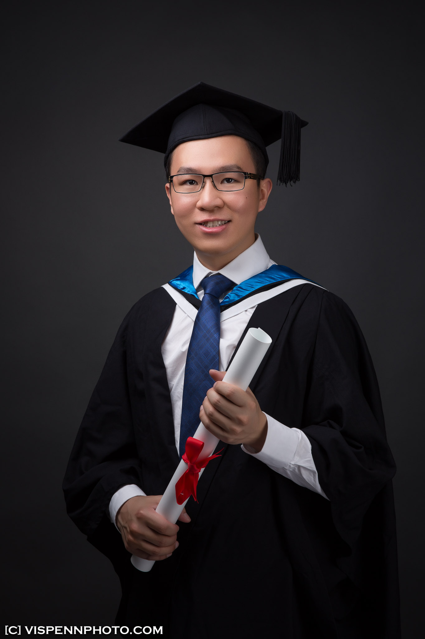 Headshot Melbourne Graduation Photoshoot VISPENN 墨尔本 毕业照 毕业摄影 1R9A7924