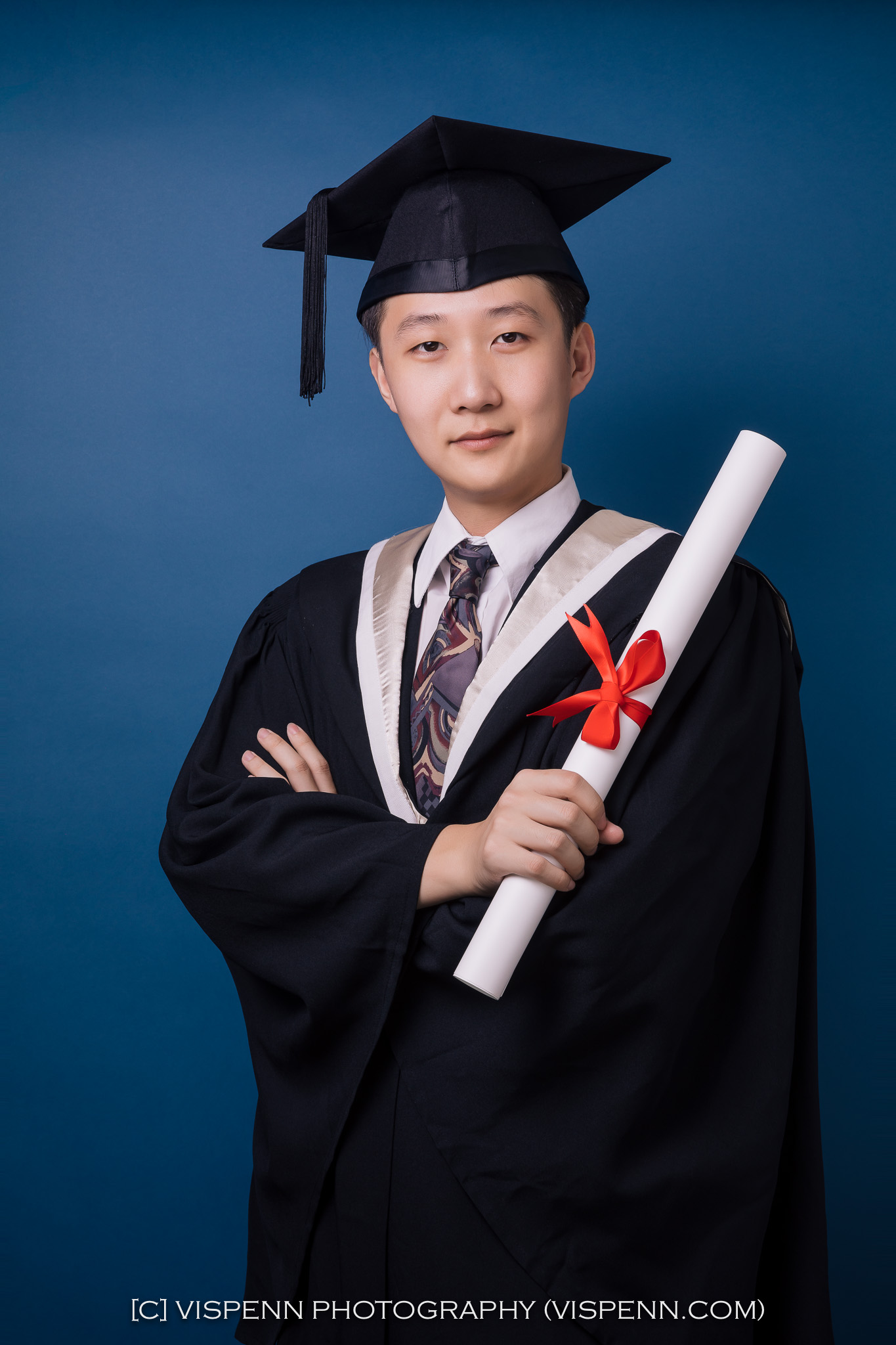 Headshot Melbourne Graduation Photoshoot VISPENN 墨尔本 毕业照 毕业摄影 5D5 3712 Edit