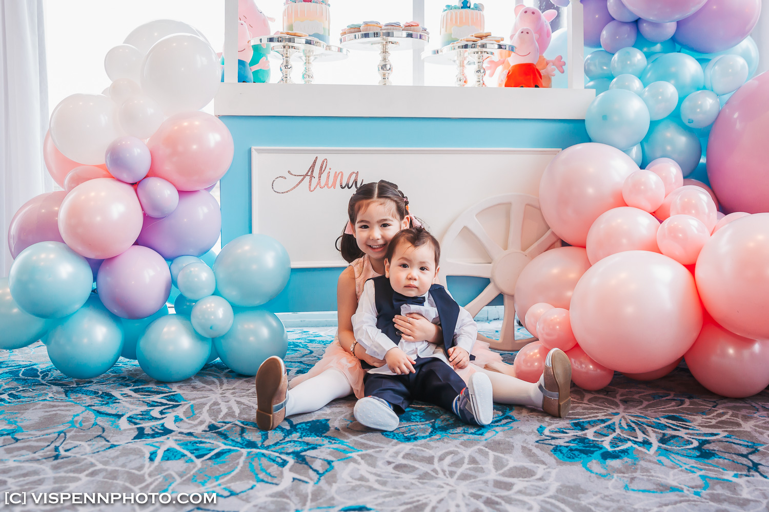 Melbourne Baby Family Birthday Party Photographer 墨尔本 百日宴 满月宴 周岁宴 摄影 VISPENN 5DH 7438