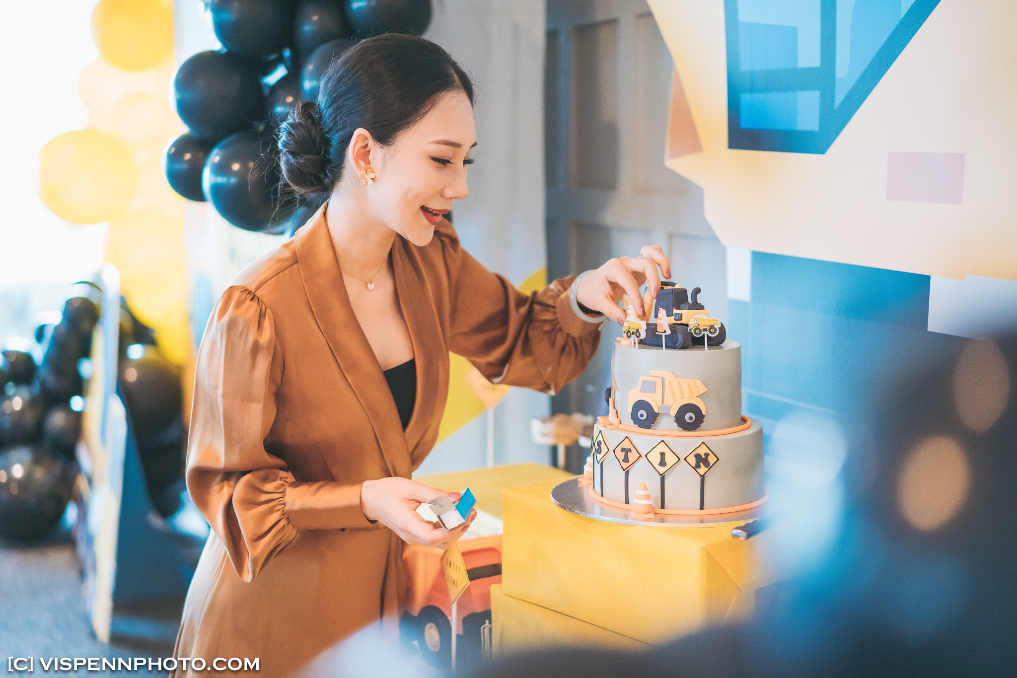 Melbourne Baby Family Birthday Party Photographer 墨尔本 百日宴 满月宴 周岁宴 摄影 VISPENN Austin 2364 Sony VISPENN Edit