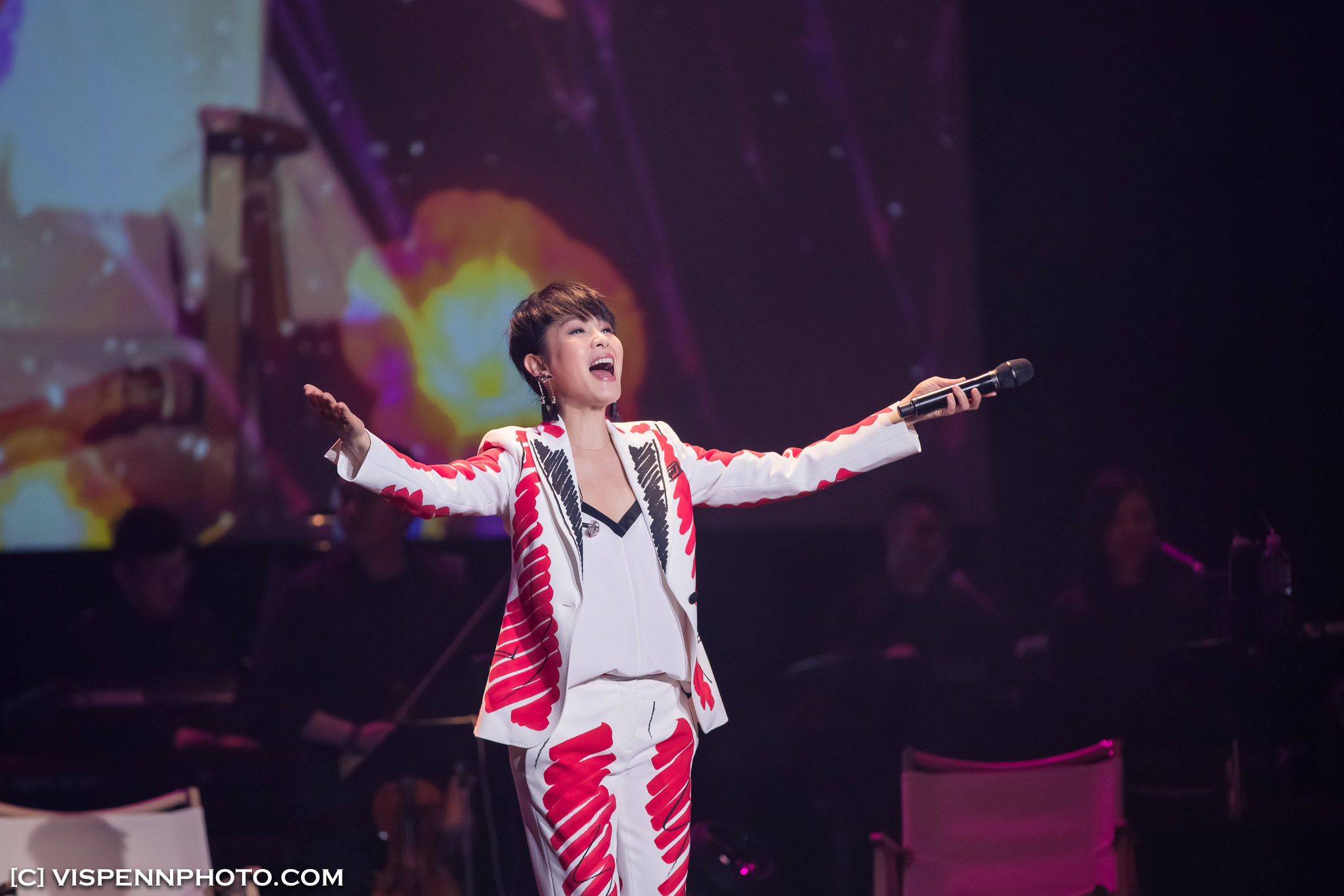Melbourne CONCERTS Photography 墨尔本 演唱会 照片 摄影师 VISPENN ReneLiu 1P 1355 1DX VISPENN