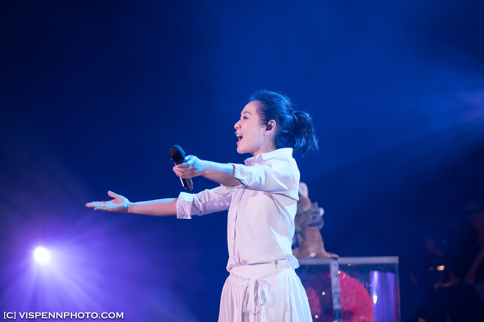 Melbourne CONCERTS Photography 墨尔本 演唱会 照片 摄影师 VISPENN ReneLiu 1P 3737 1DX VISPENN