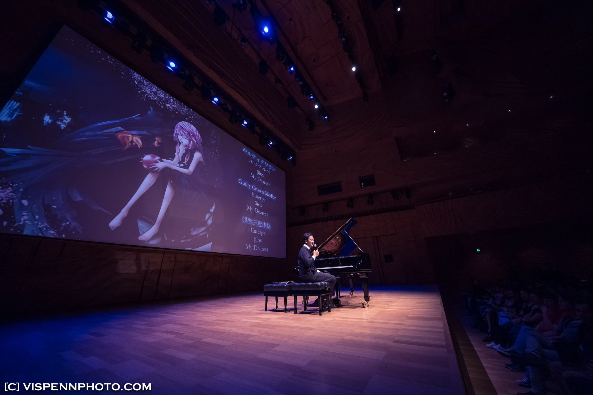 Melbourne CONCERTS Photography 墨尔本 演唱会 照片 摄影师 VISPENN VISPENN AnimenzP1 1591