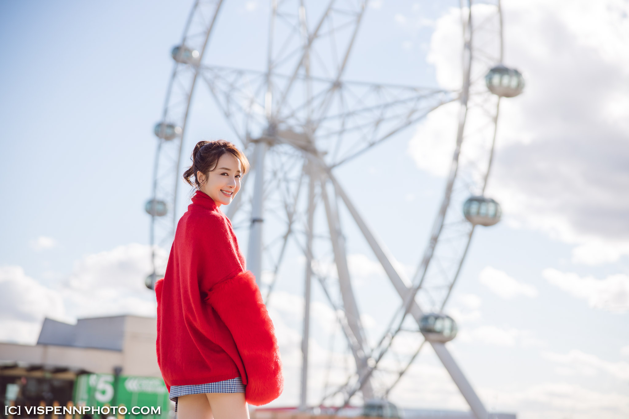 Melbourne Fashion Portrait Commercial Photography VISPENN 墨尔本 服装 商业 人像 摄影 LiYiXiao 1P 0384 EOSR VISPENN