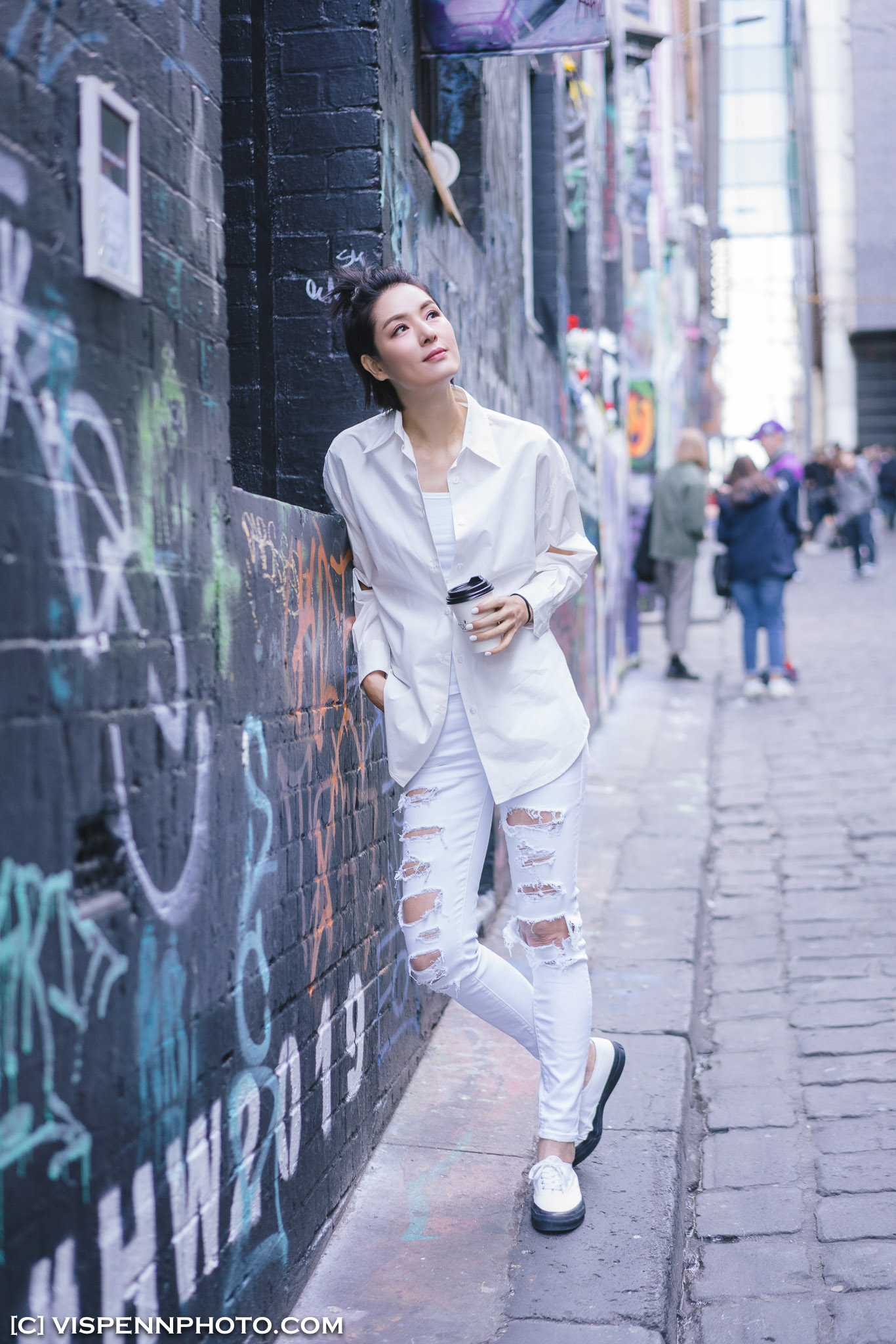 Melbourne Fashion Portrait Commercial Photography VISPENN 墨尔本 服装 商业 人像 摄影 MFW2A 3H 03425 A7R3 VISPENN