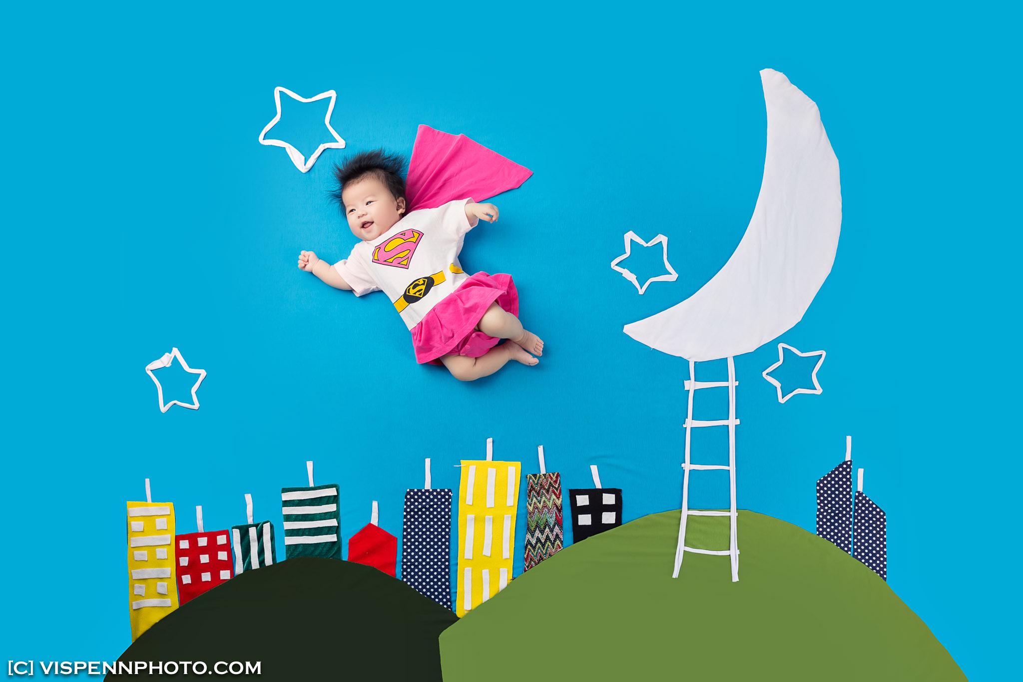 Melbourne Newborn Baby Family Photo BaoBao VISPENN 墨尔本 儿童 宝宝 百天照 满月照 孕妇照 全家福 100DAYS VISPENN FayeGuo 0489