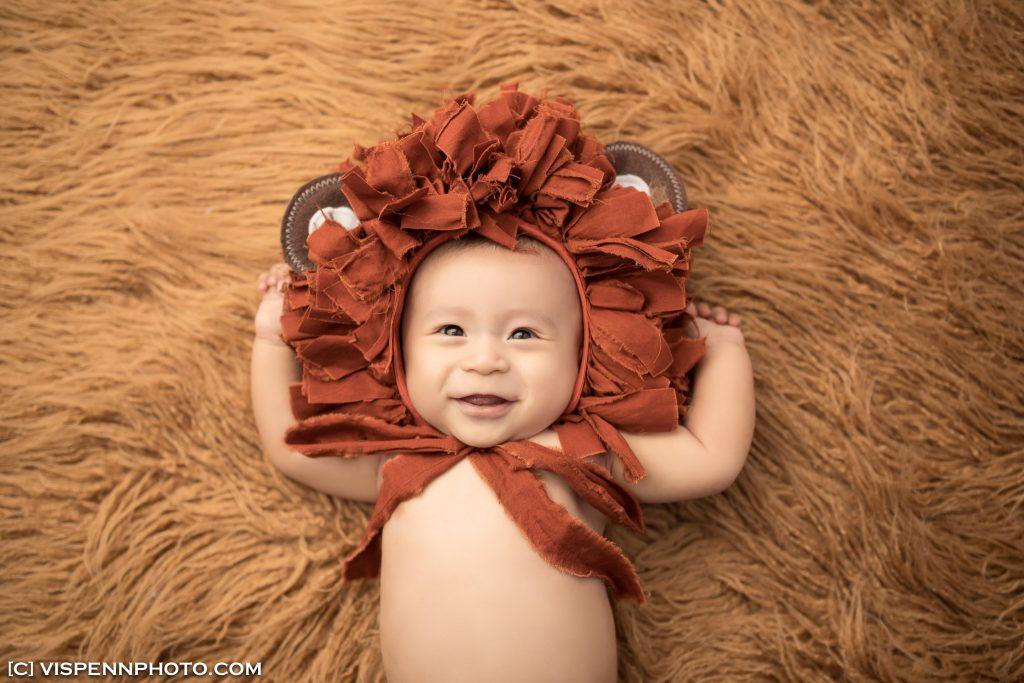 Melbourne Newborn Baby Family Photo BaoBao VISPENN 墨尔本 儿童 宝宝 百天照 满月照 孕妇照 全家福 100DAYS VISPENN Fifi 0676