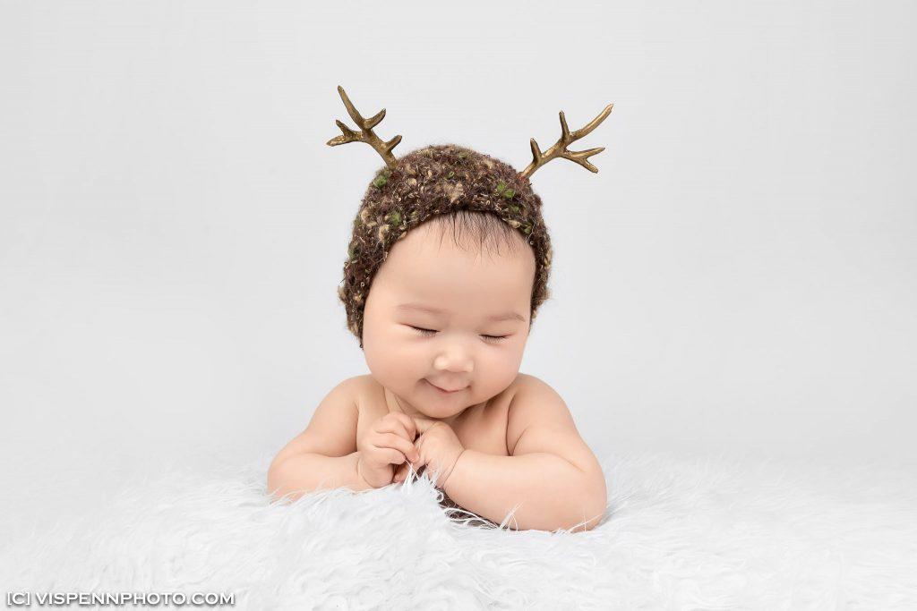 Melbourne Newborn Baby Family Photo BaoBao VISPENN 墨尔本 儿童 宝宝 百天照 满月照 孕妇照 全家福 100DAYS VISPENN Winnie 0159
