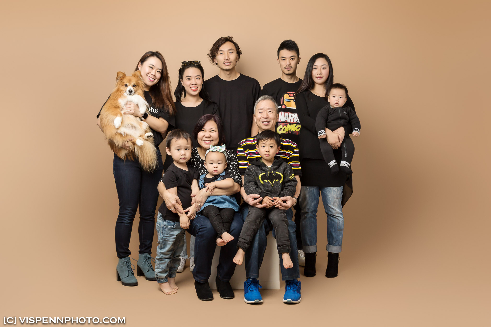 Melbourne Newborn Baby Family Photo BaoBao VISPENN 墨尔本 儿童 宝宝 百天照 满月照 孕妇照 全家福 KIDS ChristyHau 1011 VISPENN