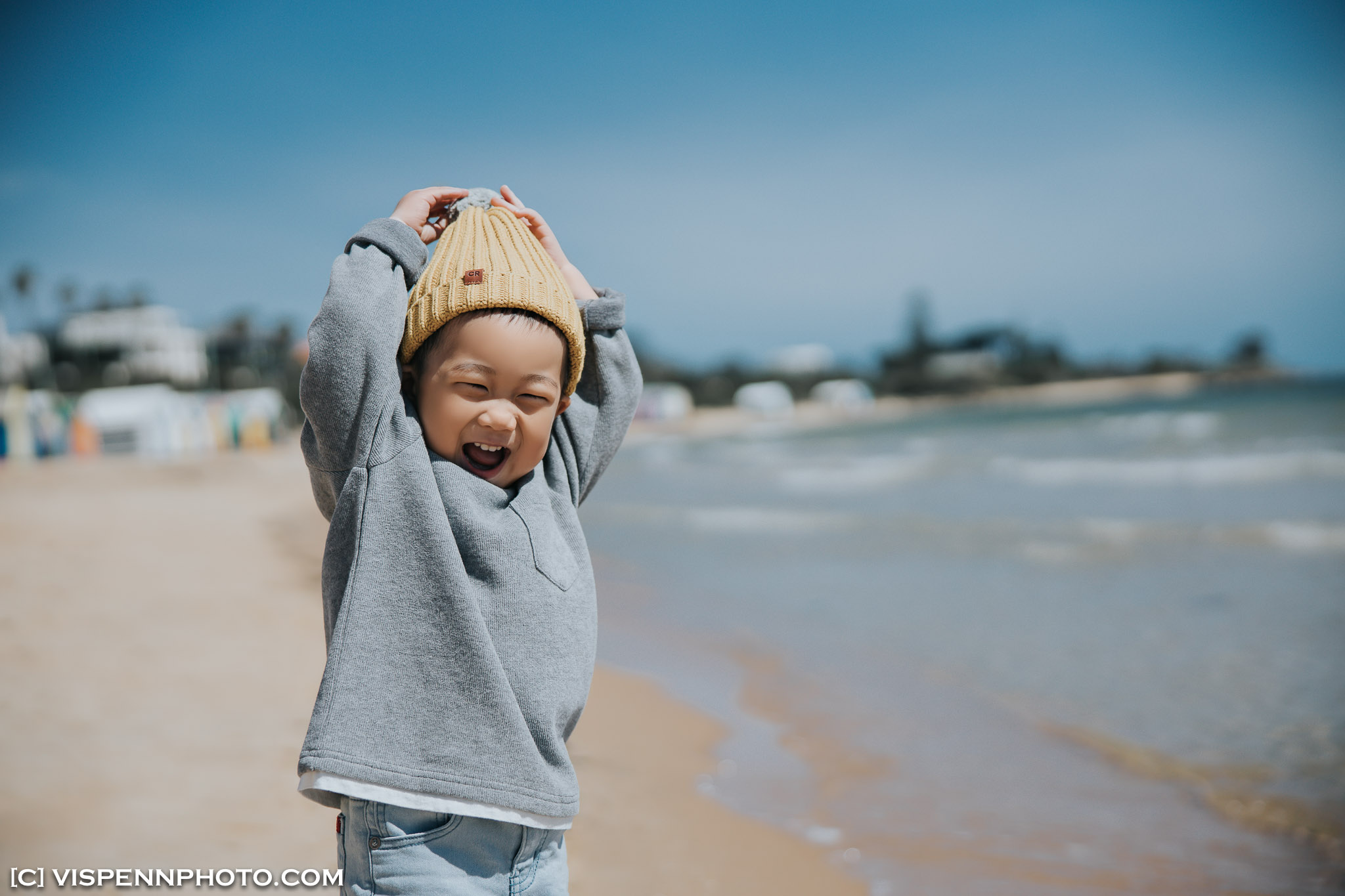 Melbourne Newborn Baby Family Photo BaoBao VISPENN 墨尔本 儿童 宝宝 百天照 满月照 孕妇照 全家福 KIDS CindiYUAN 2943 VISPENN