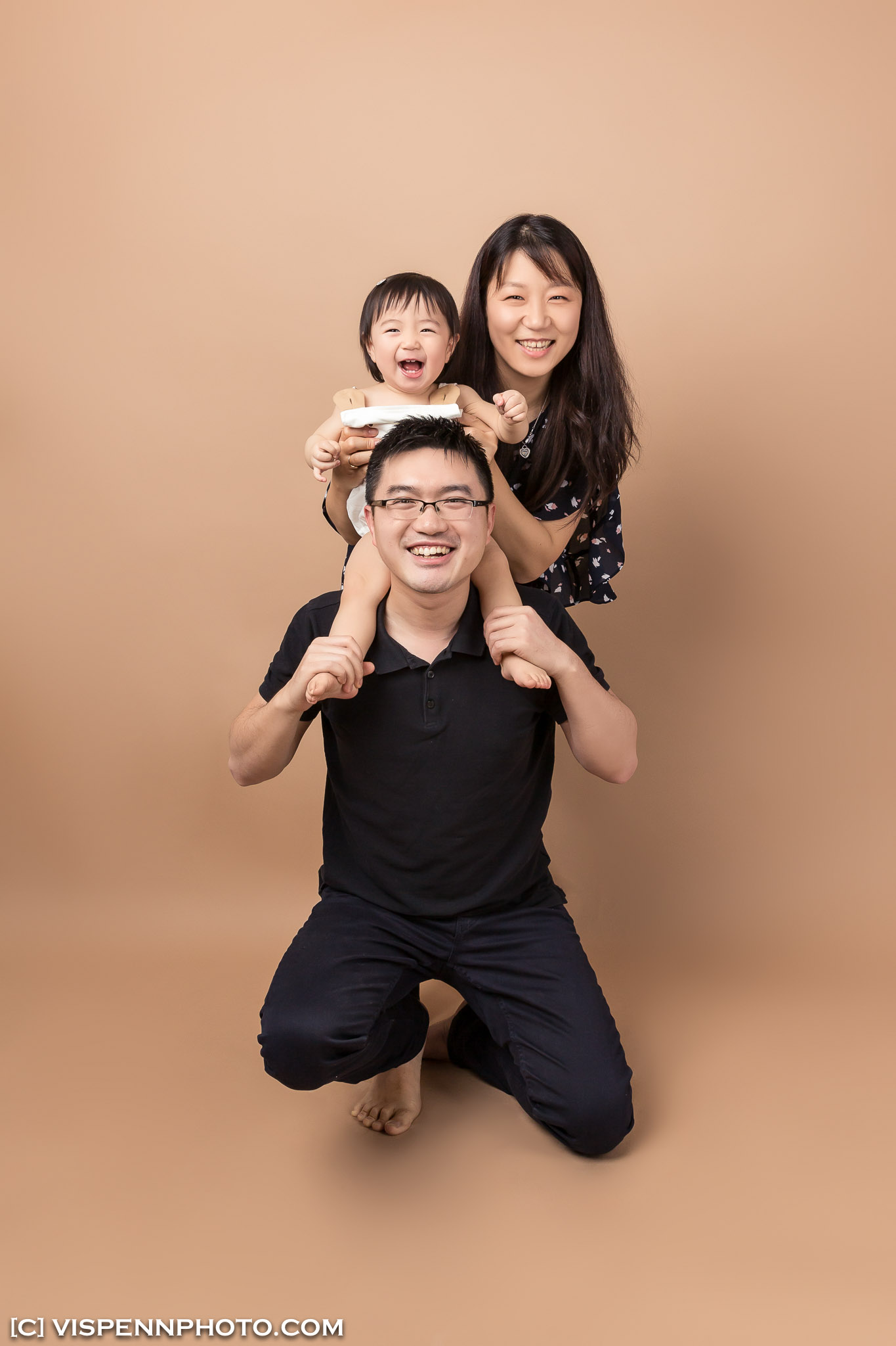Melbourne Newborn Baby Family Photo BaoBao VISPENN 墨尔本 儿童 宝宝 百天照 满月照 孕妇照 全家福 KIDS NoraHAO 2289 VISPENN