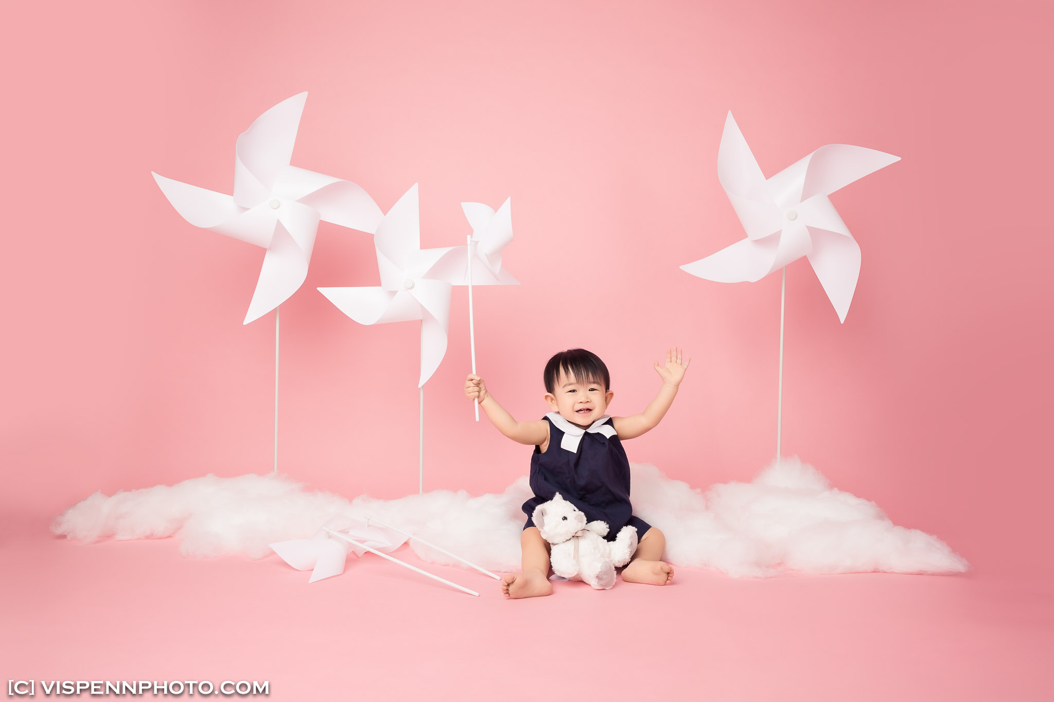 Melbourne Newborn Baby Family Photo BaoBao VISPENN 墨尔本 儿童 宝宝 百天照 满月照 孕妇照 全家福 KIDS TerenceCHEN 2661 VISPENN