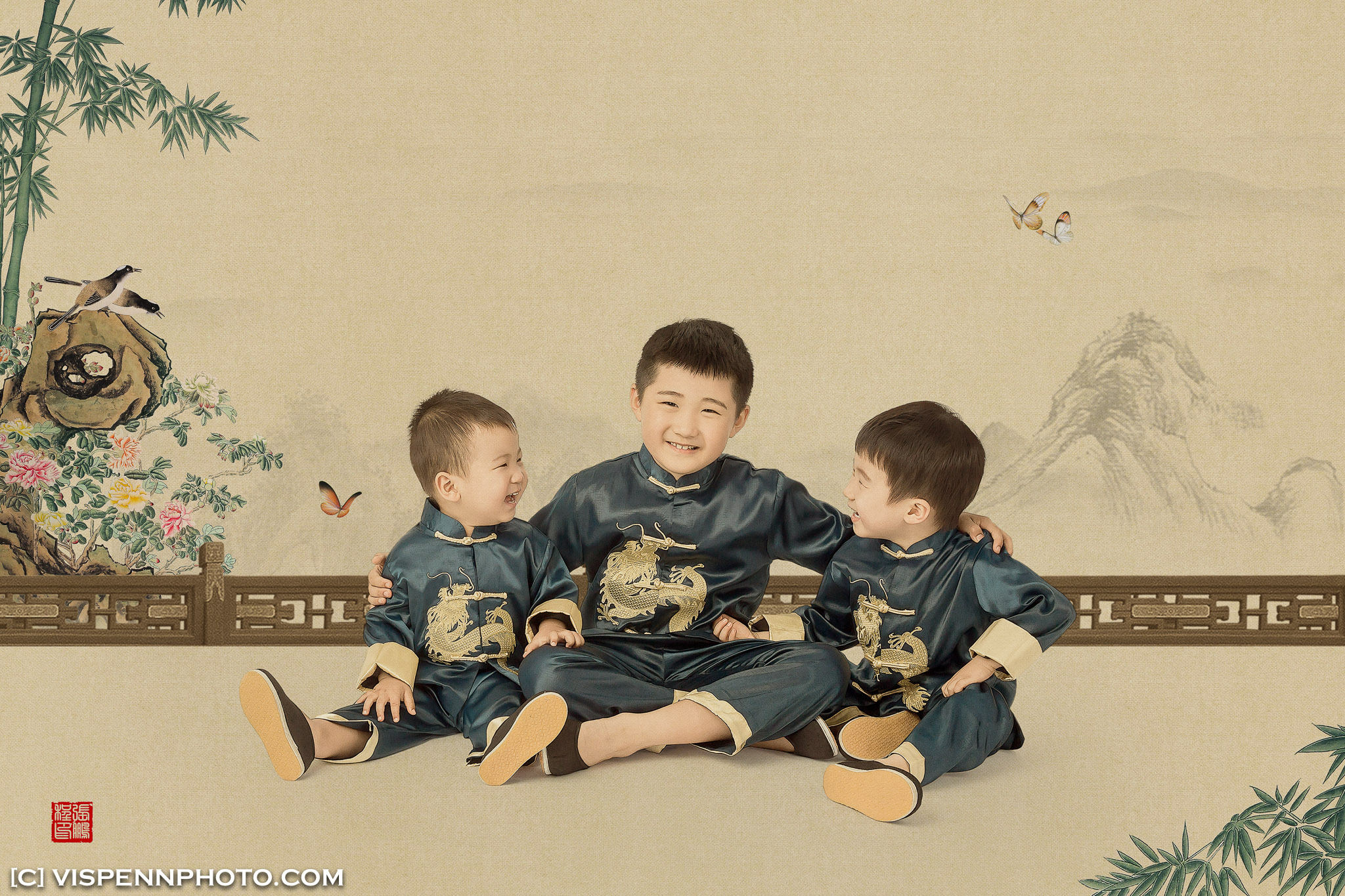 Melbourne Newborn Baby Family Photo BaoBao VISPENN 墨尔本 儿童 宝宝 百天照 满月照 孕妇照 全家福 KIDS VISPENN ErinXing 1158