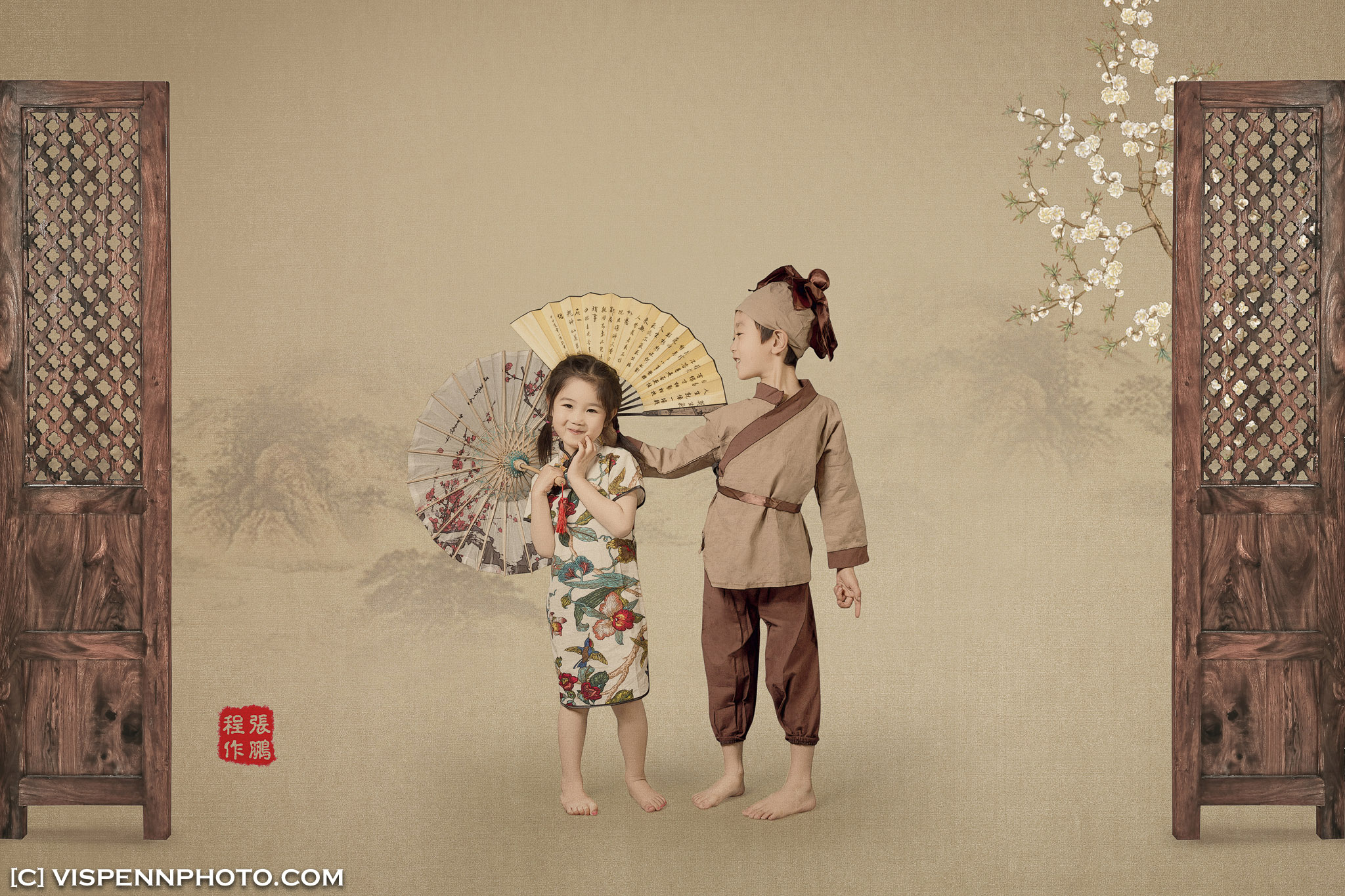Melbourne Newborn Baby Family Photo BaoBao VISPENN 墨尔本 儿童 宝宝 百天照 满月照 孕妇照 全家福 KIDS VISPENN KathyZou 3245
