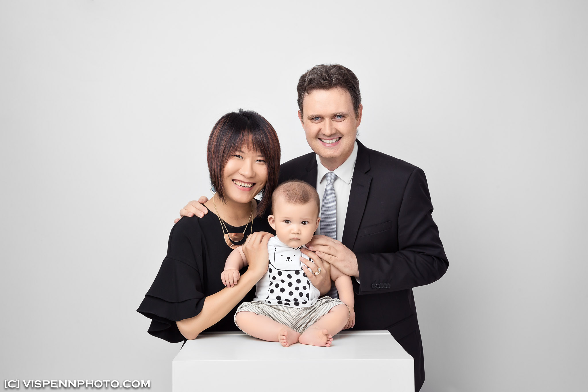Melbourne Newborn Baby Family Photo BaoBao VISPENN 墨尔本 儿童 宝宝 百天照 满月照 孕妇照 全家福 KIDS VISPENN RobinScottTiger 2135