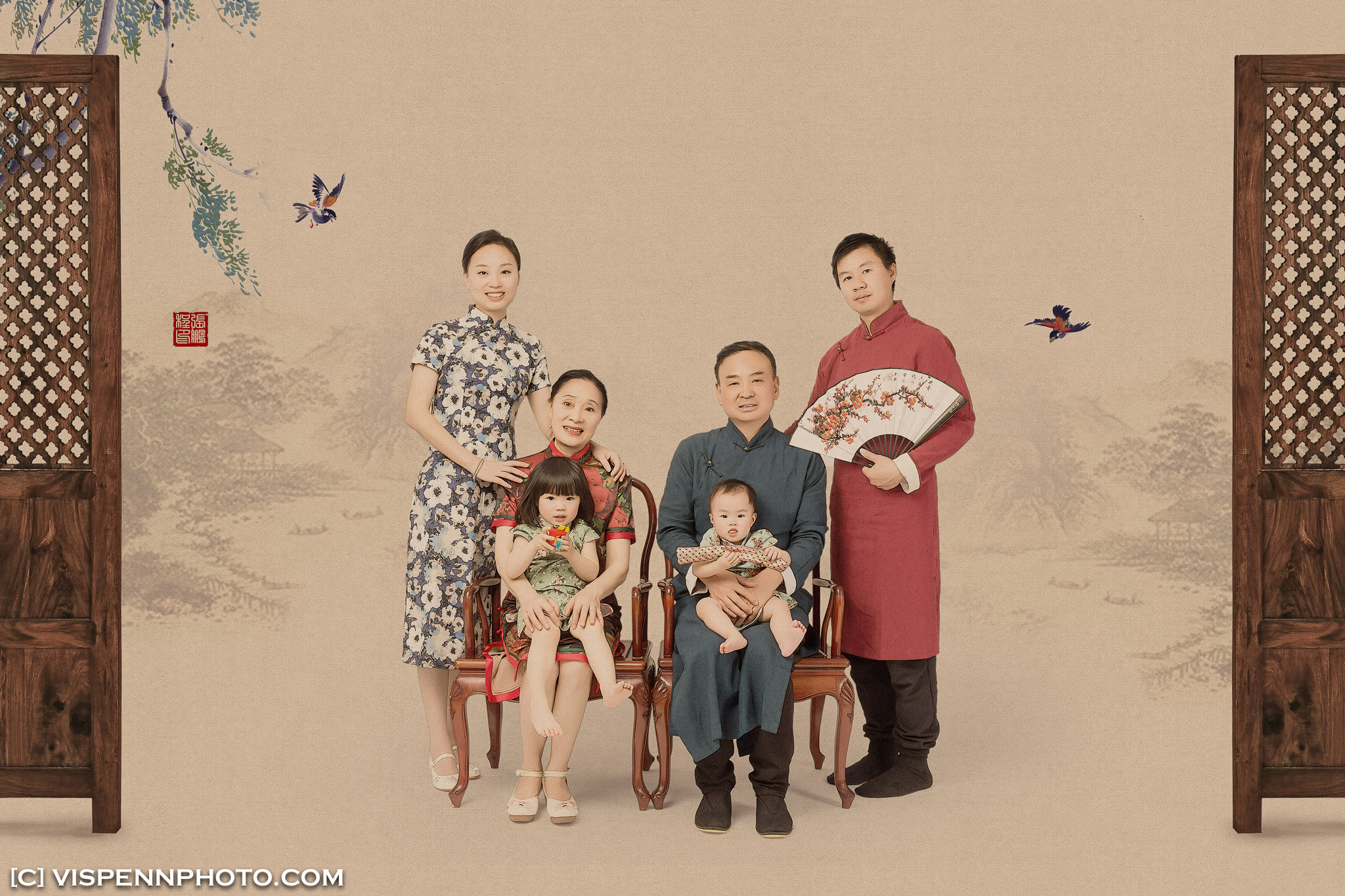 Melbourne Newborn Baby Family Photo BaoBao VISPENN 墨尔本 儿童 宝宝 百天照 满月照 孕妇照 全家福 KIDS VISPENN SelinaFU 0325