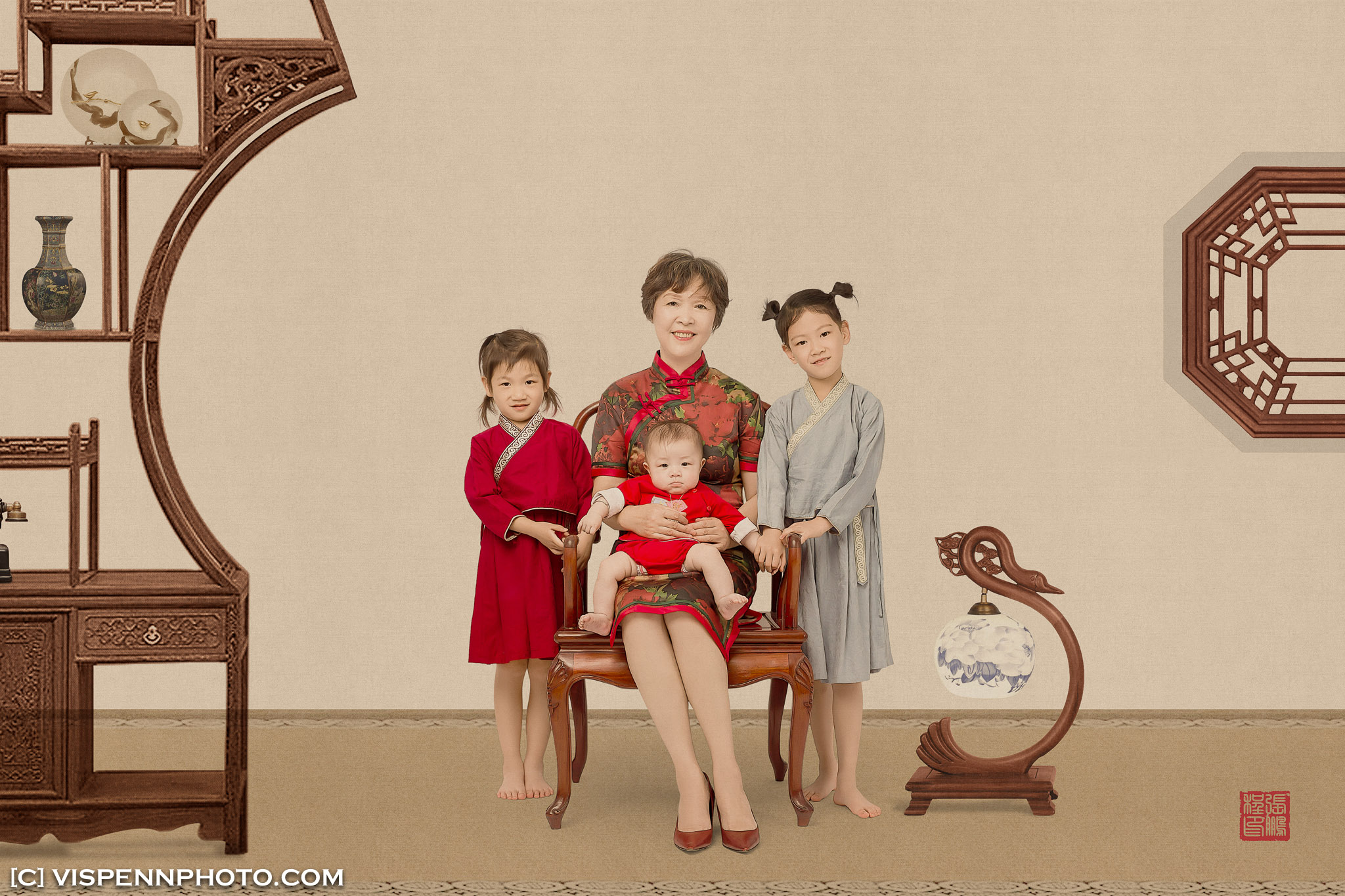 Melbourne Newborn Baby Family Photo BaoBao VISPENN 墨尔本 儿童 宝宝 百天照 满月照 孕妇照 全家福 KIDS VISPENN TracyCheng 2440