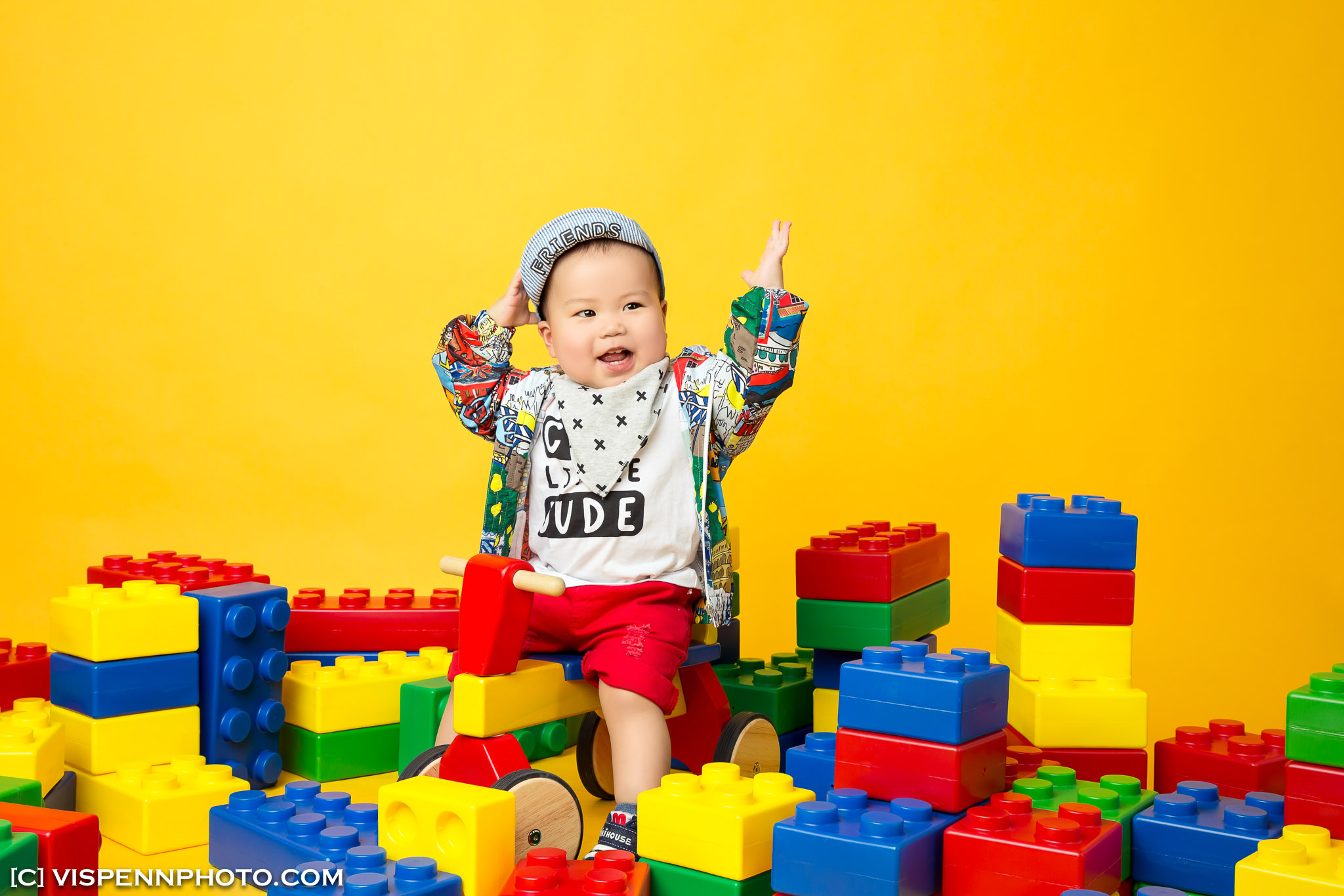 Melbourne Newborn Baby Family Photo BaoBao VISPENN 墨尔本 儿童 宝宝 百天照 满月照 孕妇照 全家福 KIDS YukiWU 3028 VISPENN