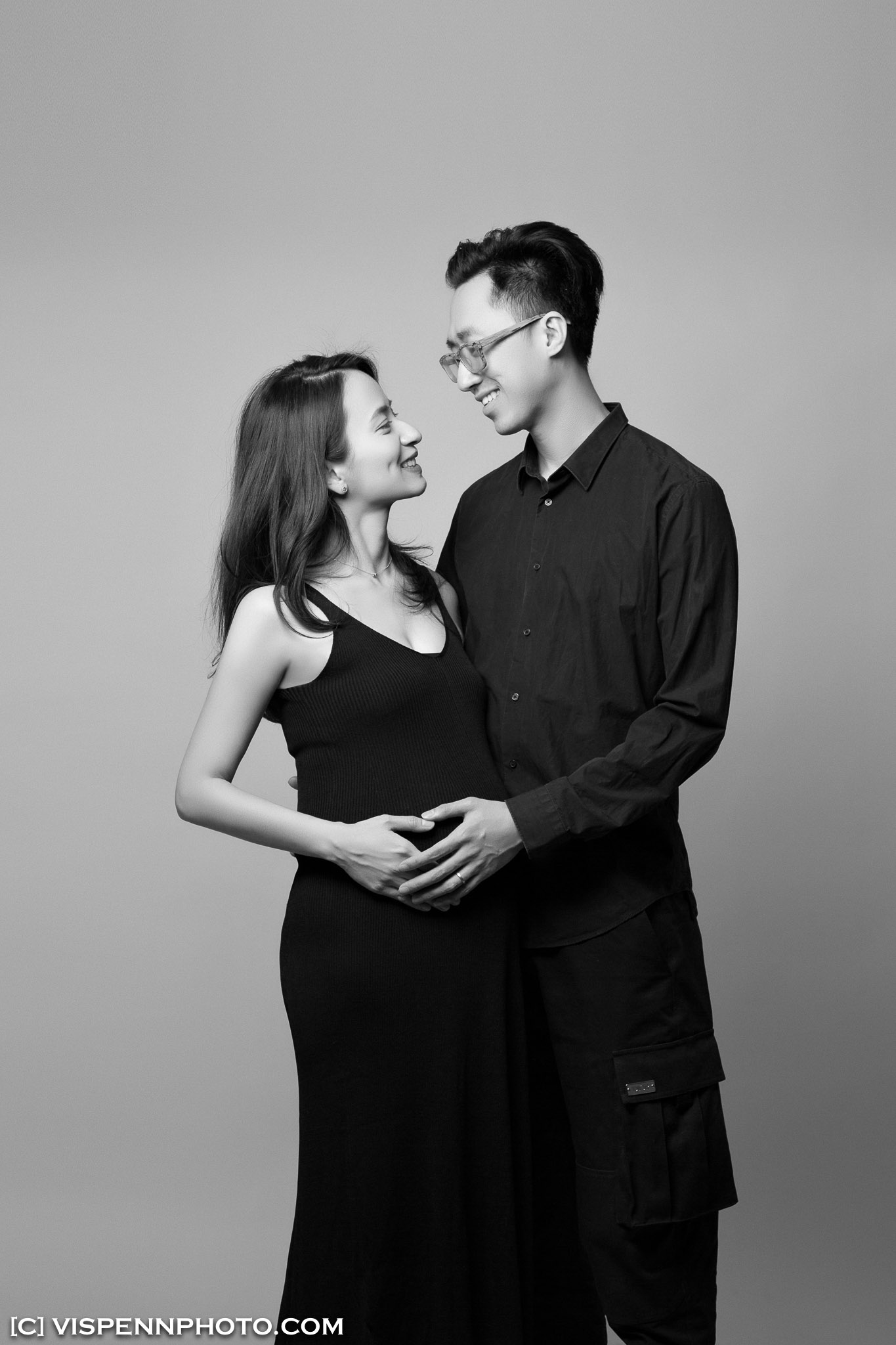 Melbourne Newborn Baby Maternity Family Photo VISPENN 墨尔本 孕妇照 大肚照 FionaLIANG 2264 VISPENN