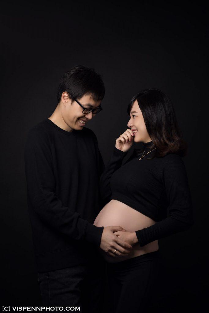 Melbourne Newborn Baby Maternity Family Photo VISPENN 墨尔本 孕妇照 大肚照 QinLIU 1215 VISPENN
