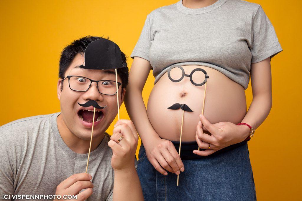 Melbourne Newborn Baby Maternity Family Photo VISPENN 墨尔本 孕妇照 大肚照 VISPENN EmilyChen 1371