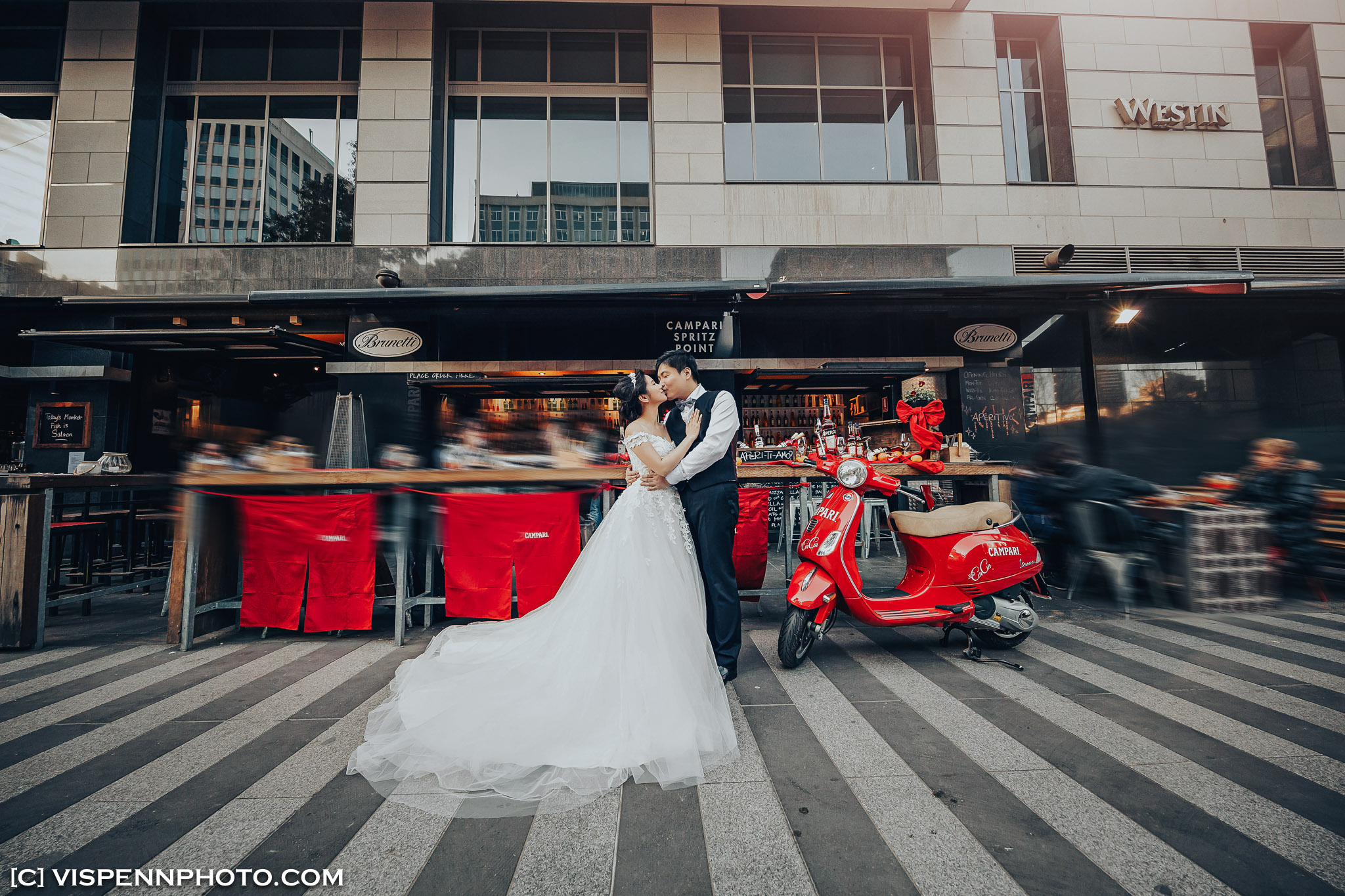PRE WEDDING Photography Melbourne VISPENN 墨尔本 婚纱照 结婚照 婚纱摄影 VISPENN CX 3077