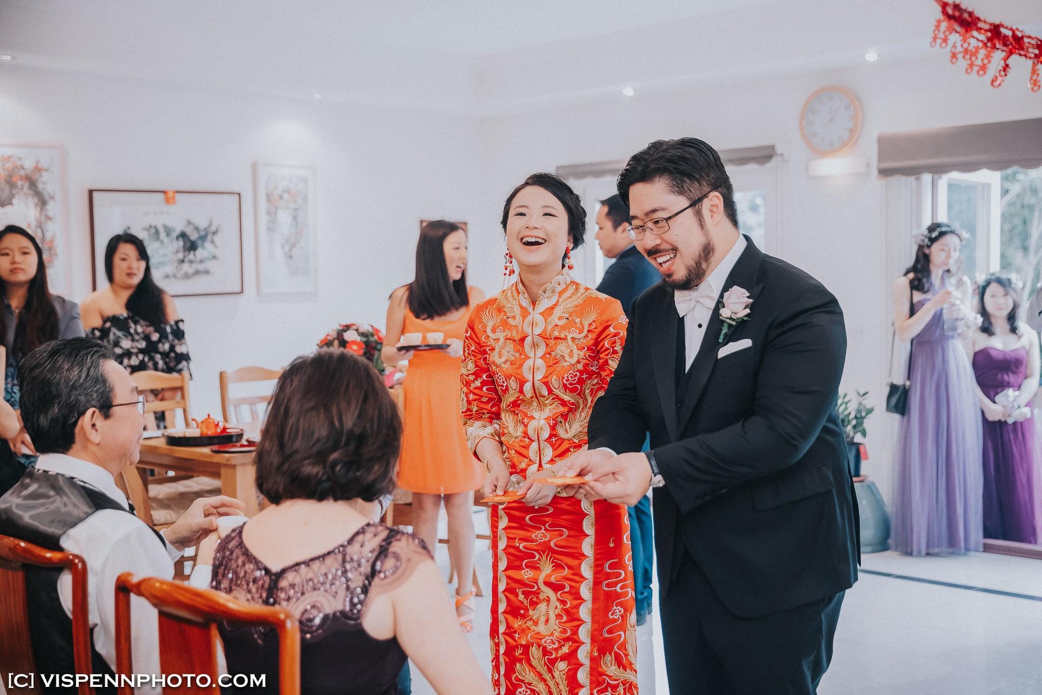 WEDDING DAY Photography Melbourne VISPENN 墨尔本 婚礼跟拍 婚礼摄像 婚礼摄影 结婚照 登记照 1DX 2018