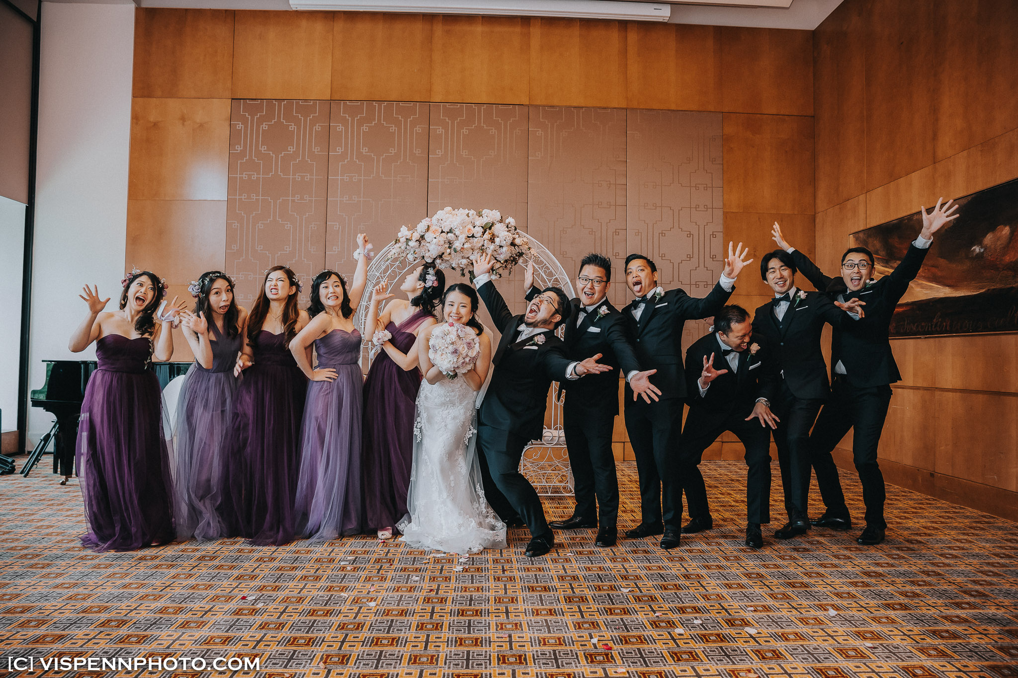 WEDDING DAY Photography Melbourne VISPENN 墨尔本 婚礼跟拍 婚礼摄像 婚礼摄影 结婚照 登记照 1DX 3852