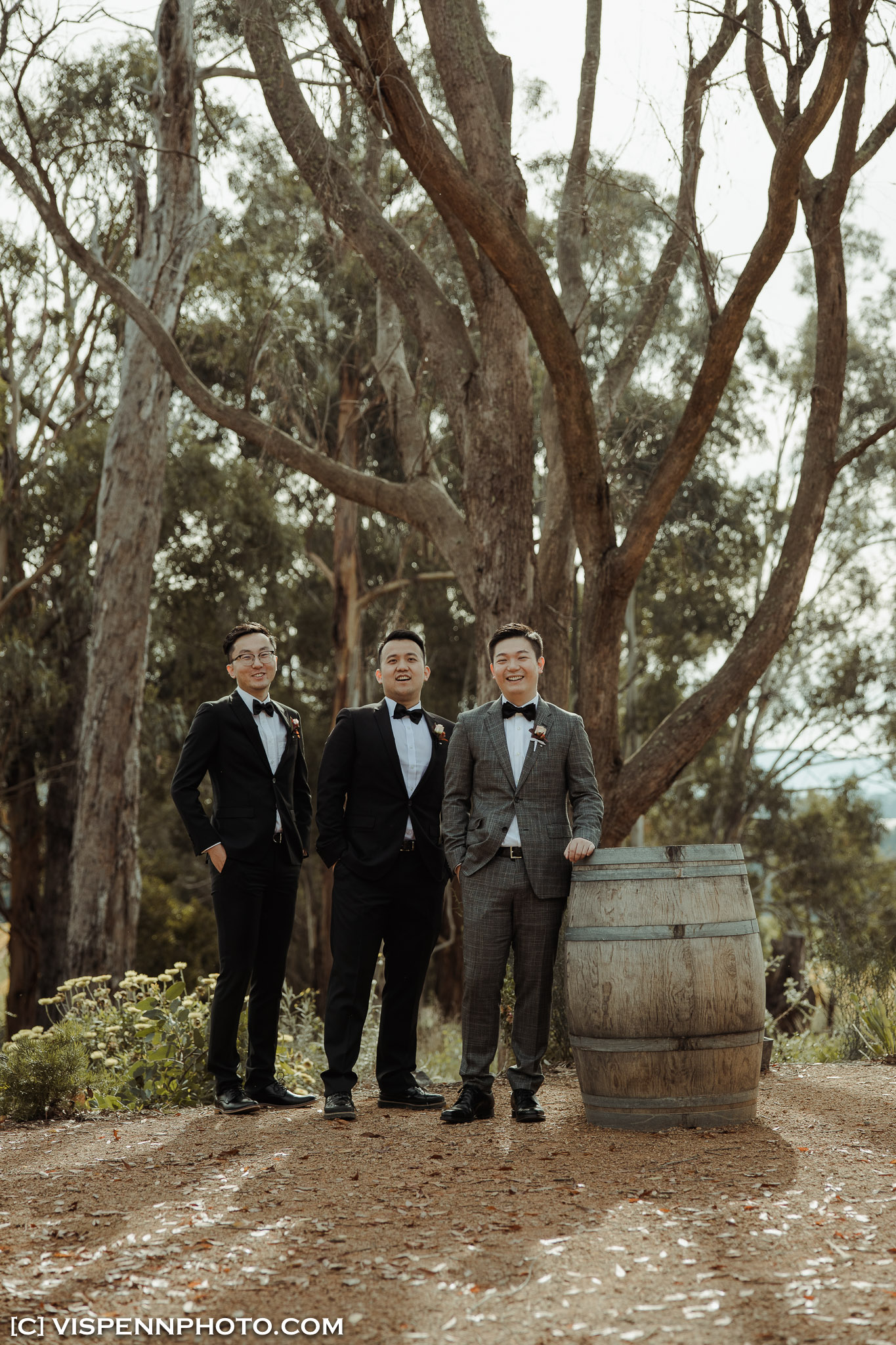 WEDDING DAY Photography Melbourne VISPENN 墨尔本 婚礼跟拍 婚礼摄像 婚礼摄影 结婚照 登记照 DominicHelen 1P 1937 EOSR VISPENN