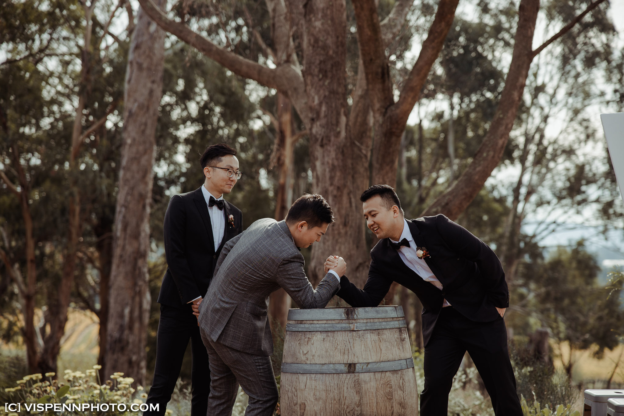 WEDDING DAY Photography Melbourne VISPENN 墨尔本 婚礼跟拍 婚礼摄像 婚礼摄影 结婚照 登记照 DominicHelen 1P 1996 EOSR VISPENN