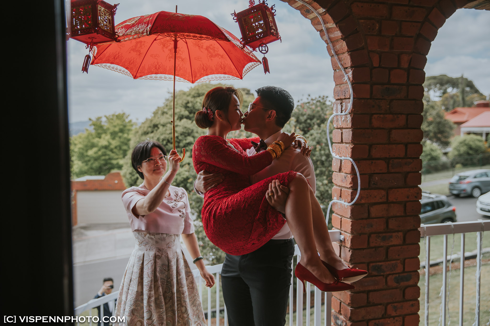 WEDDING DAY Photography Melbourne VISPENN 墨尔本 婚礼跟拍 婚礼摄像 婚礼摄影 结婚照 登记照 ElitaPB 02836 2P 1DX2 VISPENN