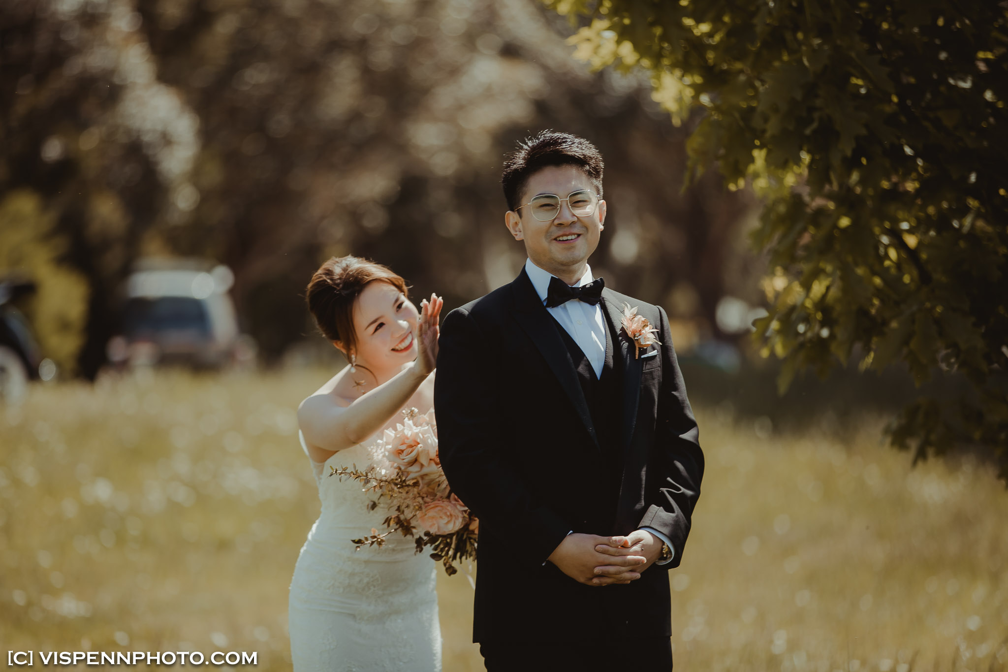 WEDDING DAY Photography Melbourne VISPENN 墨尔本 婚礼跟拍 婚礼摄像 婚礼摄影 结婚照 登记照 ElitaPB 05429 2P 1DX2 VISPENN