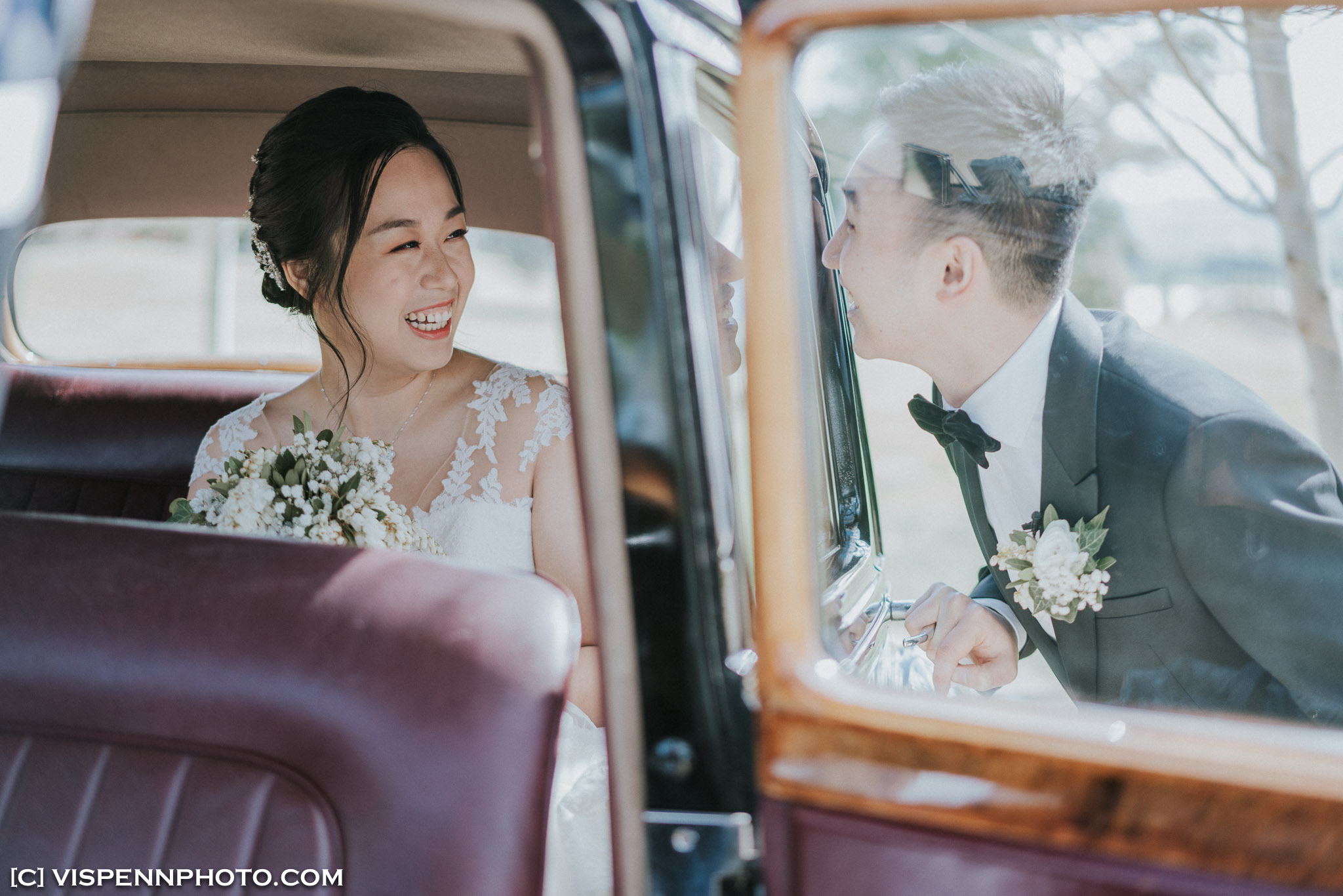 WEDDING DAY Photography Melbourne VISPENN 墨尔本 婚礼跟拍 婚礼摄像 婚礼摄影 结婚照 登记照 LeanneWesley 02699 4H A7R3 VISPENN