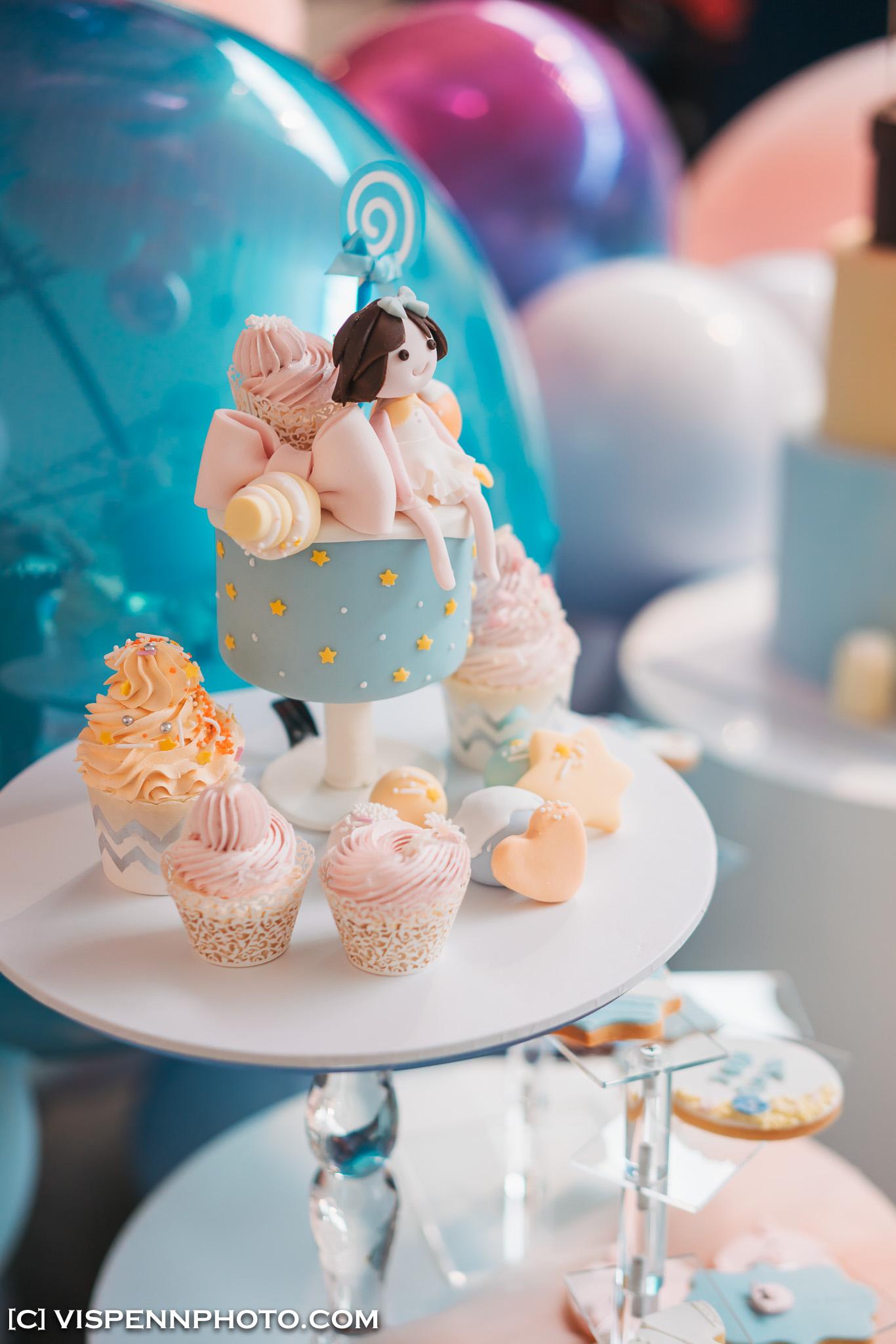Melbourne Baby Family Birthday Party Photographer 墨尔本 百日宴 满月宴 周岁宴 摄影 VISPENN 100 Days 0100 Sony VISPENN
