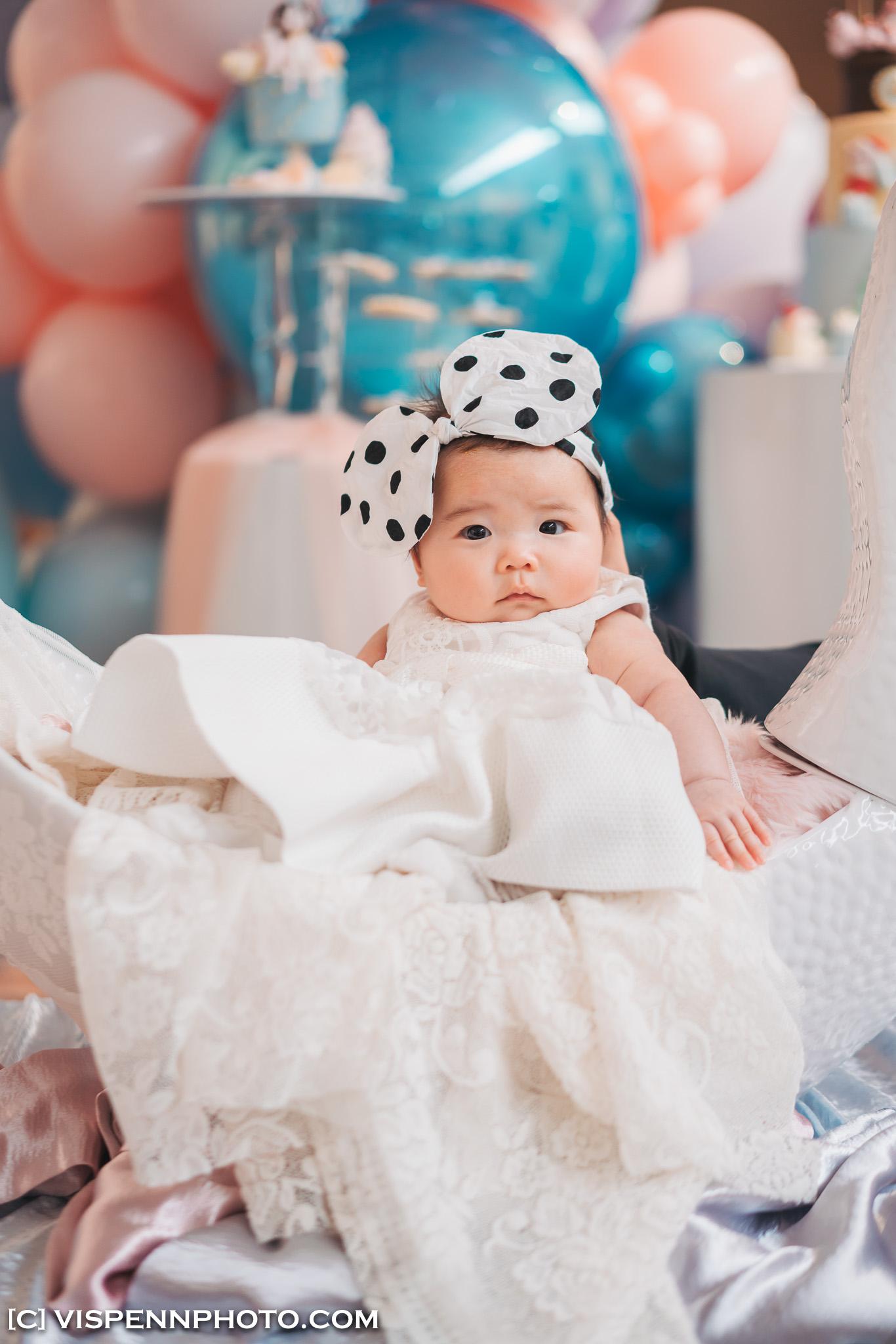 Melbourne Baby Family Birthday Party Photographer 墨尔本 百日宴 满月宴 周岁宴 摄影 VISPENN 100 Days 1253 Sony VISPENN
