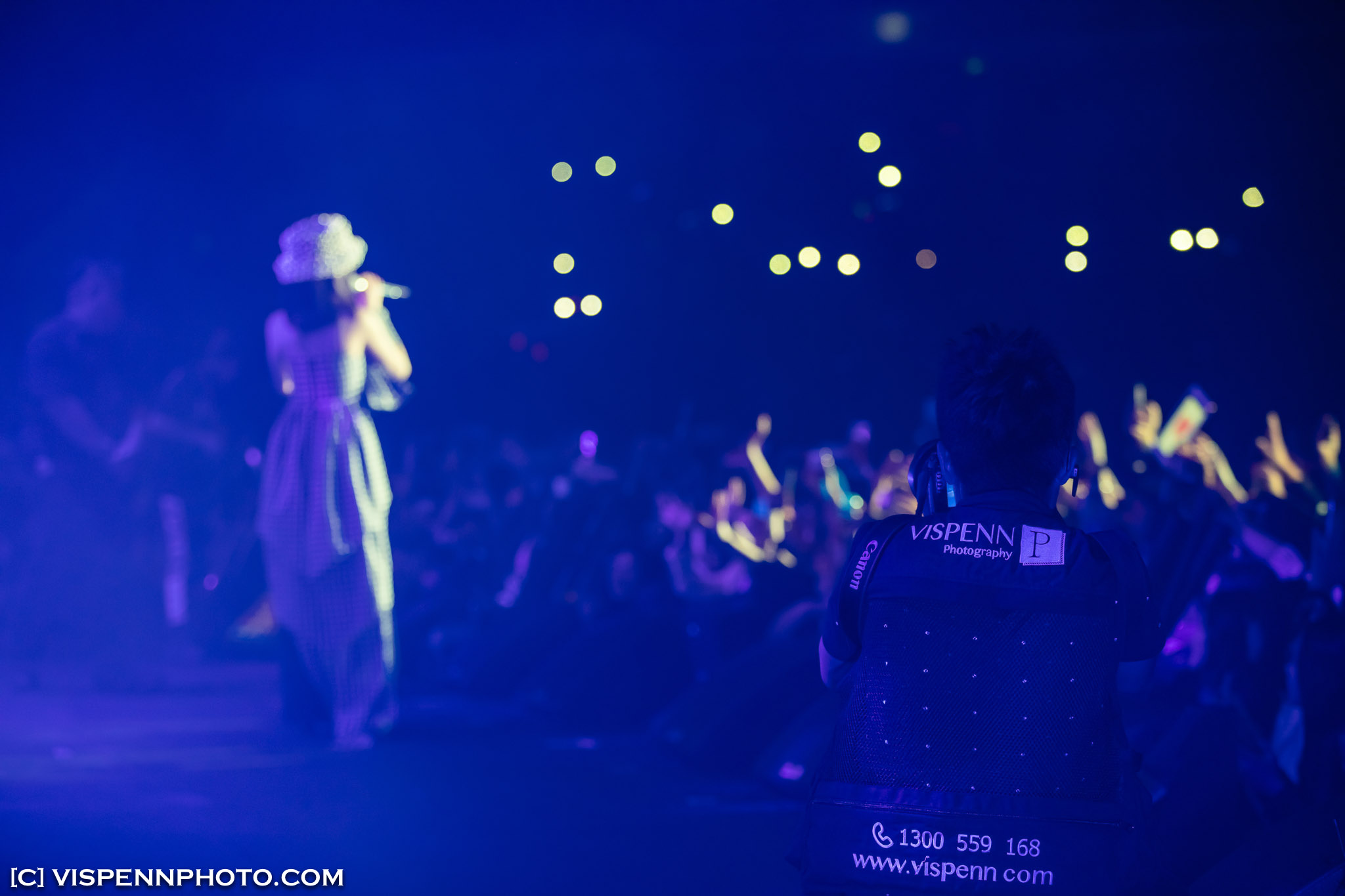 Melbourne CONCERTS Photography 墨尔本 演唱会 照片 摄影师 VISPENN AngelaZhang 4H 9224 5D4 VISPENN