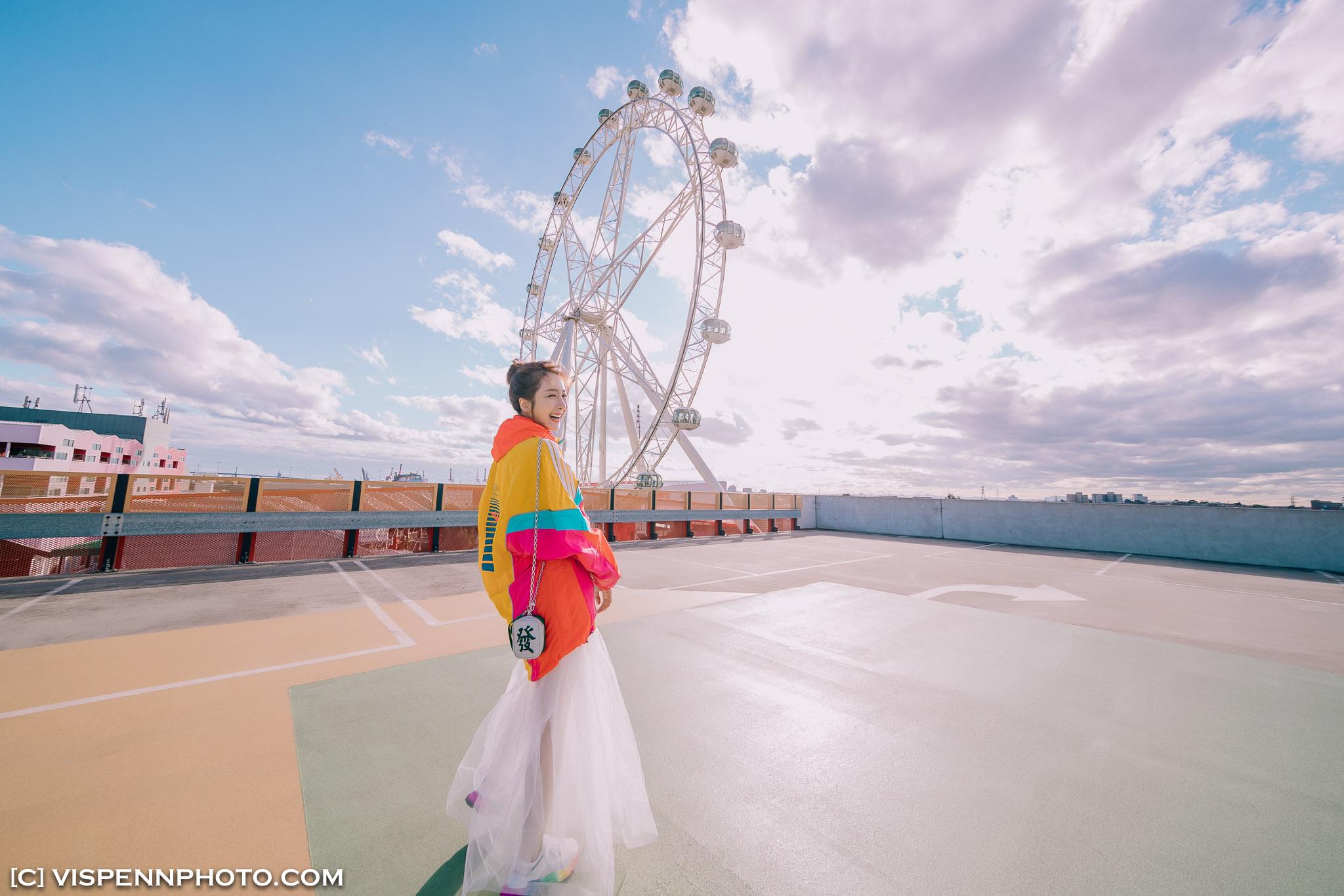 Melbourne Fashion Portrait Commercial Photography VISPENN 墨尔本 服装 商业 人像 摄影 LiYiXiao 2P 3692 1DX VISPENN