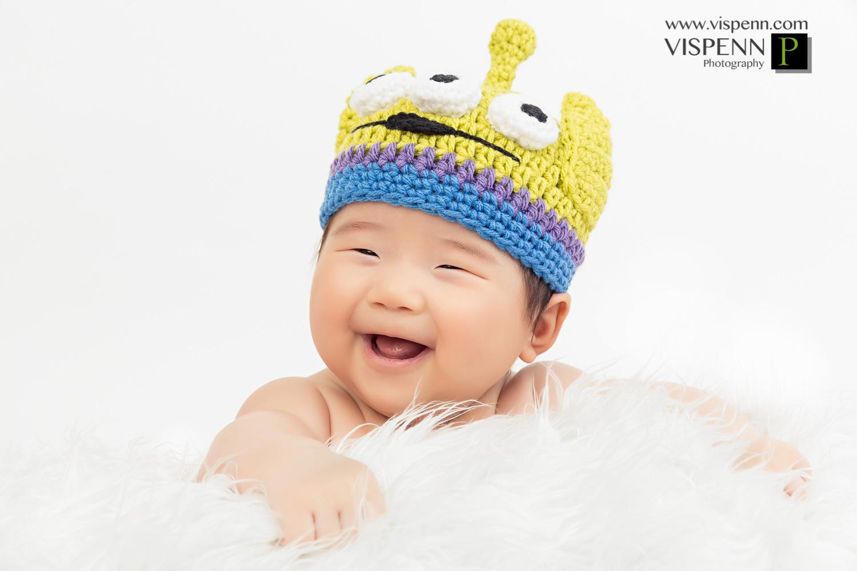 Melbourne Newborn Baby Family Photo BaoBao VISPENN 墨尔本 儿童 宝宝 百天照 满月照 孕妇照 全家福 100DAYS 0557