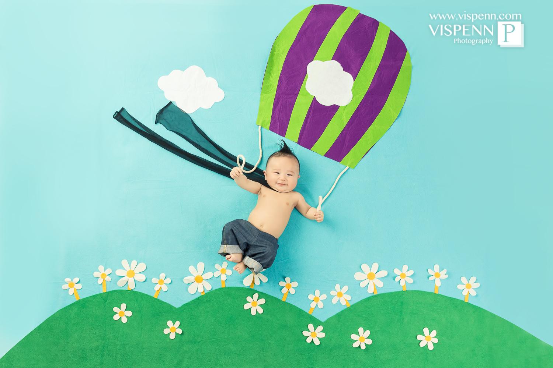 Melbourne Newborn Baby Family Photo BaoBao VISPENN 墨尔本 儿童 宝宝 百天照 满月照 孕妇照 全家福 100DAYS 5D1 8418