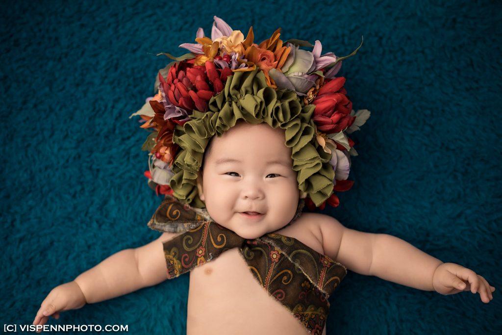Melbourne Newborn Baby Family Photo BaoBao VISPENN 墨尔本 儿童 宝宝 百天照 满月照 孕妇照 全家福 100DAYS VISPENN LetaoZhang 1565