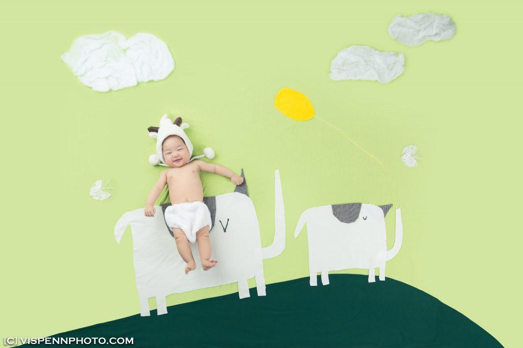 Melbourne Newborn Baby Family Photo BaoBao VISPENN 墨尔本 儿童 宝宝 百天照 满月照 孕妇照 全家福 100DAYS VISPENN Linda 0456