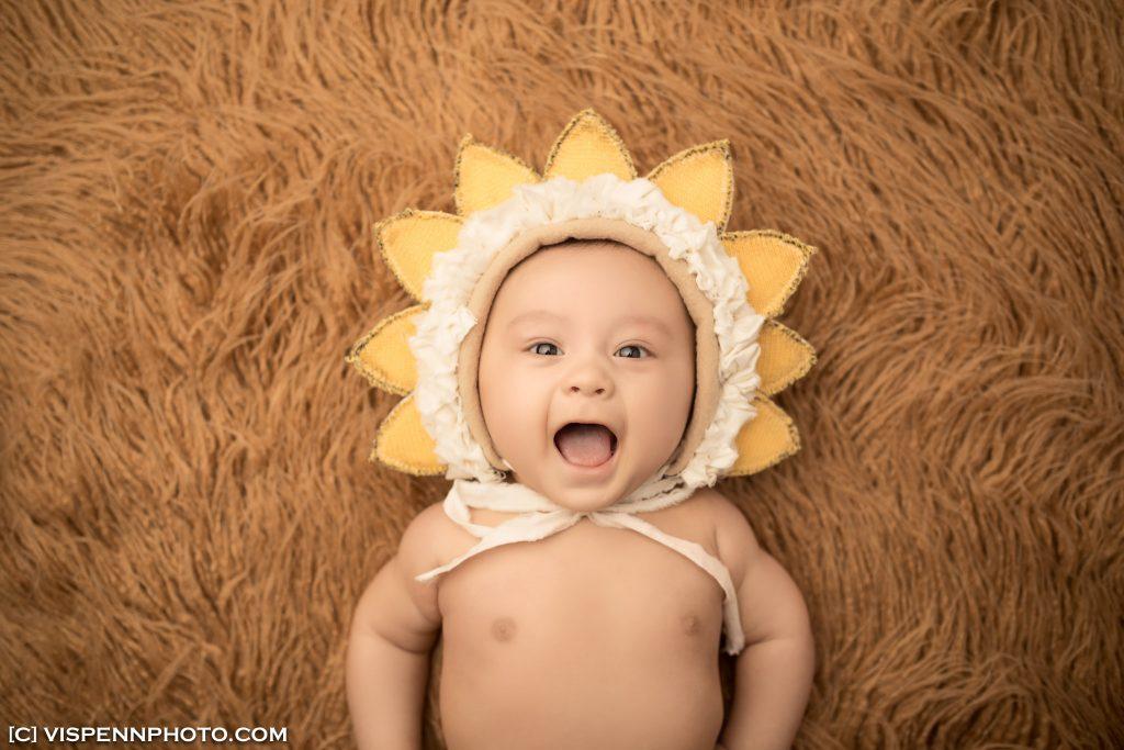Melbourne Newborn Baby Family Photo BaoBao VISPENN 墨尔本 儿童 宝宝 百天照 满月照 孕妇照 全家福 100DAYS VISPENN LisaLi 1433