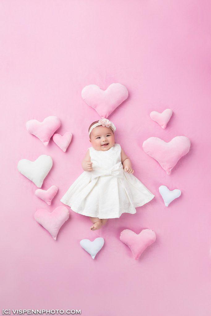 Melbourne Newborn Baby Family Photo BaoBao VISPENN 墨尔本 儿童 宝宝 百天照 满月照 孕妇照 全家福 100DAYS VISPENN Tiffany 1655