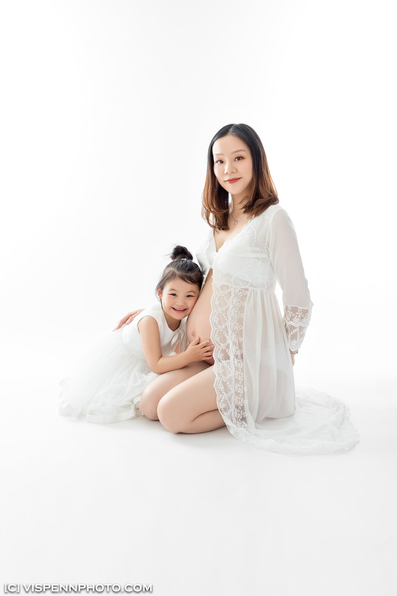Melbourne Newborn Baby Maternity Family Photo VISPENN 墨尔本 孕妇照 大肚照 HeatherXUE 1477 VISPENN