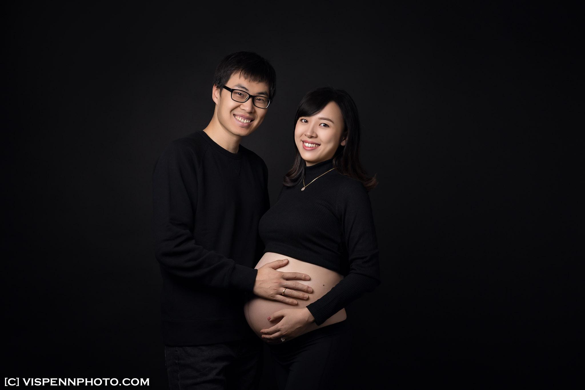 Melbourne Newborn Baby Maternity Family Photo VISPENN 墨尔本 孕妇照 大肚照 QinLIU 1283 VISPENN