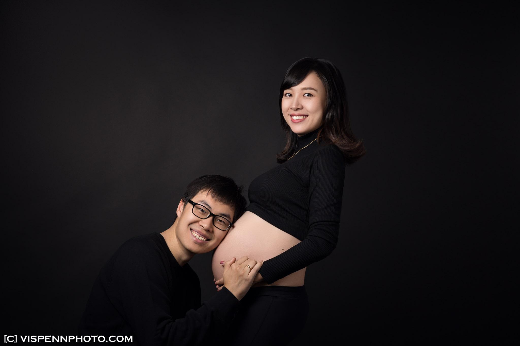 Melbourne Newborn Baby Maternity Family Photo VISPENN 墨尔本 孕妇照 大肚照 QinLIU 1543 VISPENN
