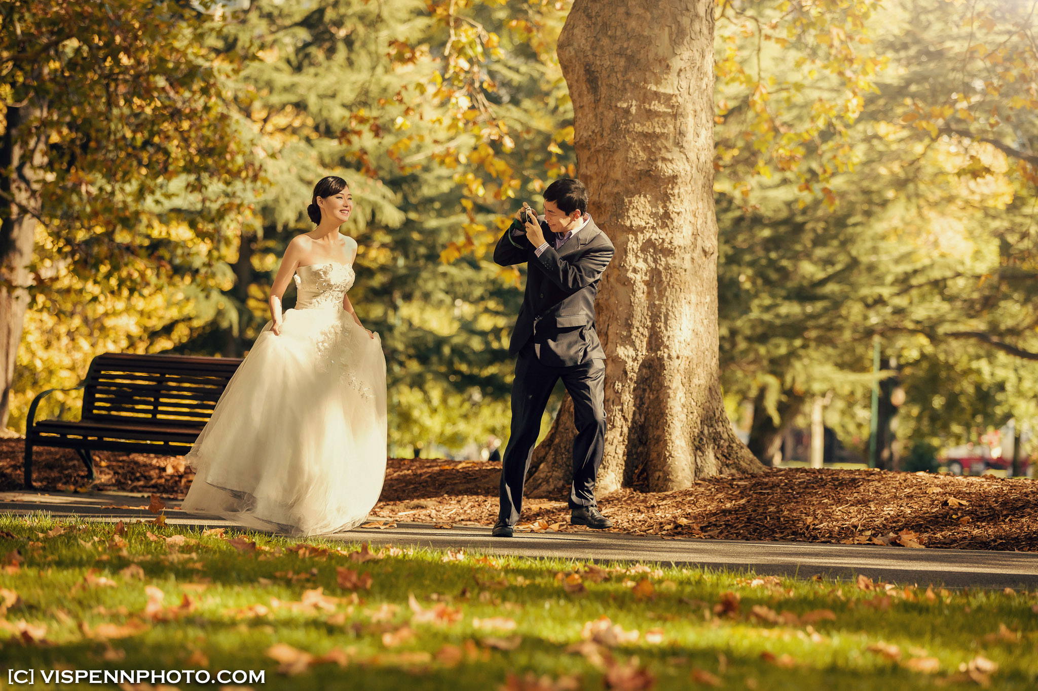 PRE WEDDING Photography Melbourne VISPENN 墨尔本 婚纱照 结婚照 婚纱摄影 FrankHu 0323