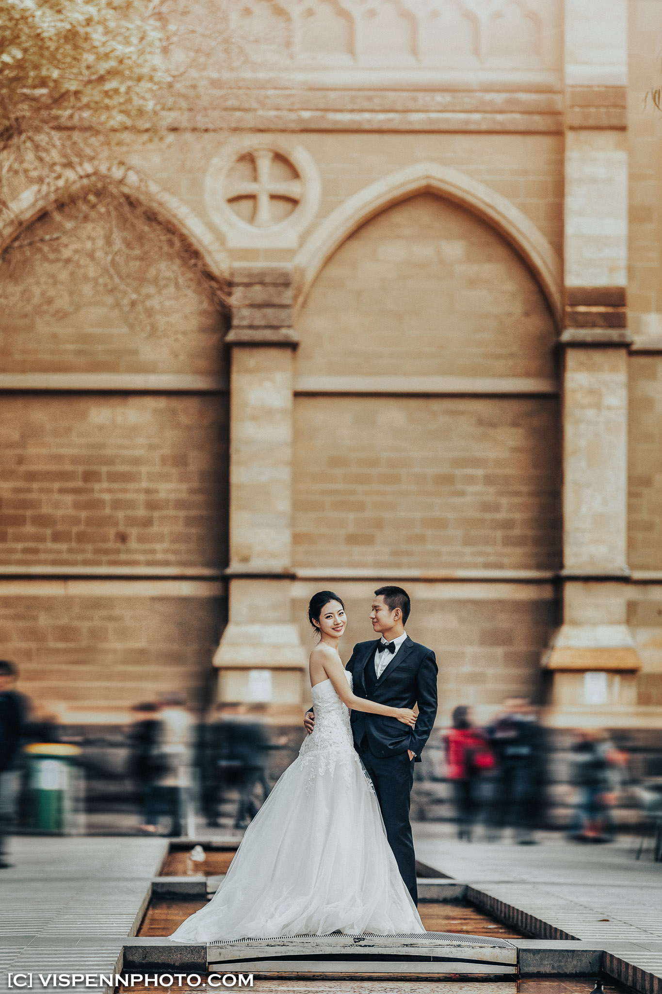 PRE WEDDING Photography Melbourne VISPENN 墨尔本 婚纱照 结婚照 婚纱摄影 Stella PreWedding 4177 1