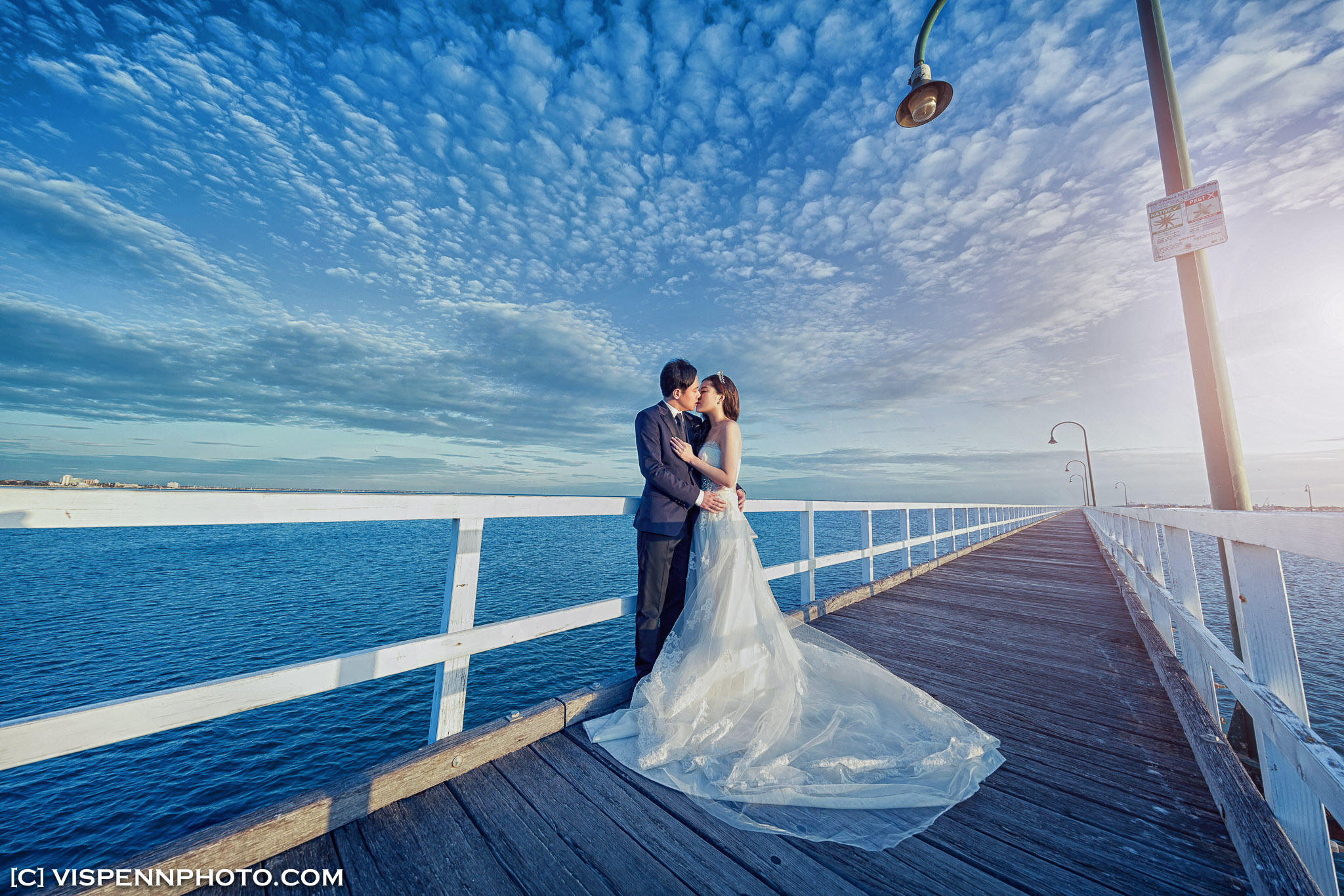 PRE WEDDING Photography Melbourne VISPENN 墨尔本 婚纱照 结婚照 婚纱摄影 VISPENN JackySerena 2214 1 1